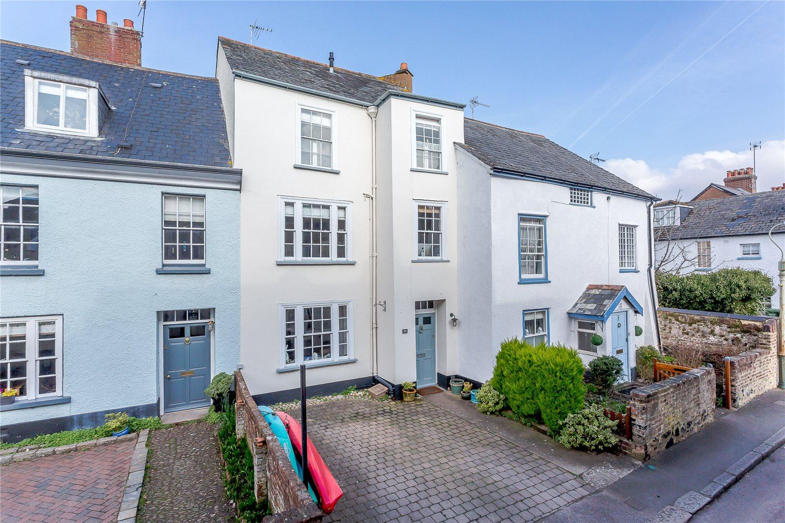 Tek Ailelik Ev için Satış at Higher Shapter Street, Topsham, Exeter, Devon, EX3 Exeter, Ingiltere