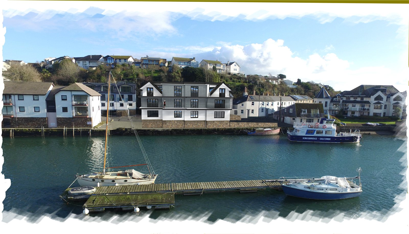 Additional photo for property listing at The Boatyard, Embankment Road, Kingsbridge, Devon, TQ7 Kingsbridge, 英格兰