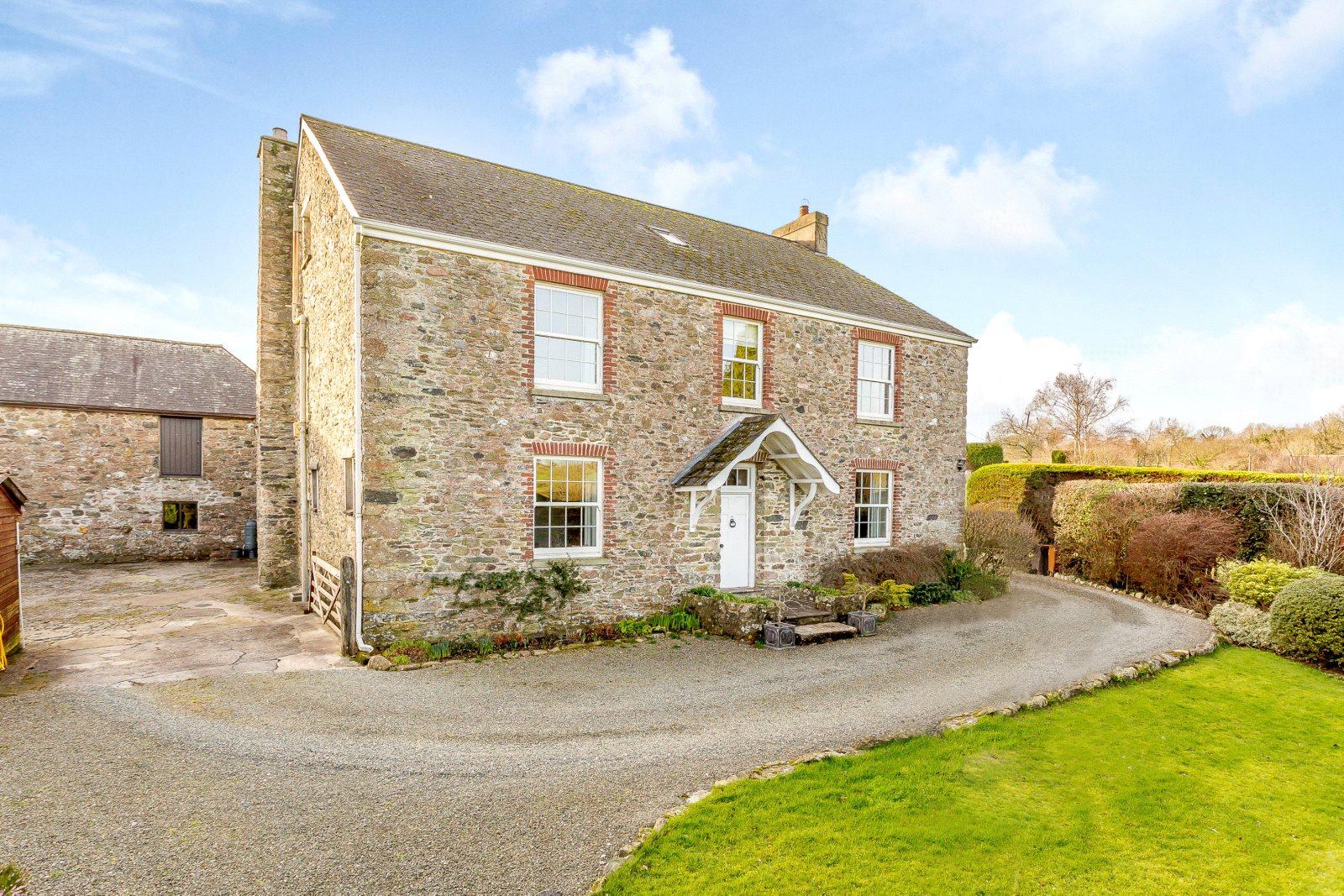 独户住宅 为 销售 在 Palstone Lane, South Brent, Devon, TQ10 South Brent, 英格兰