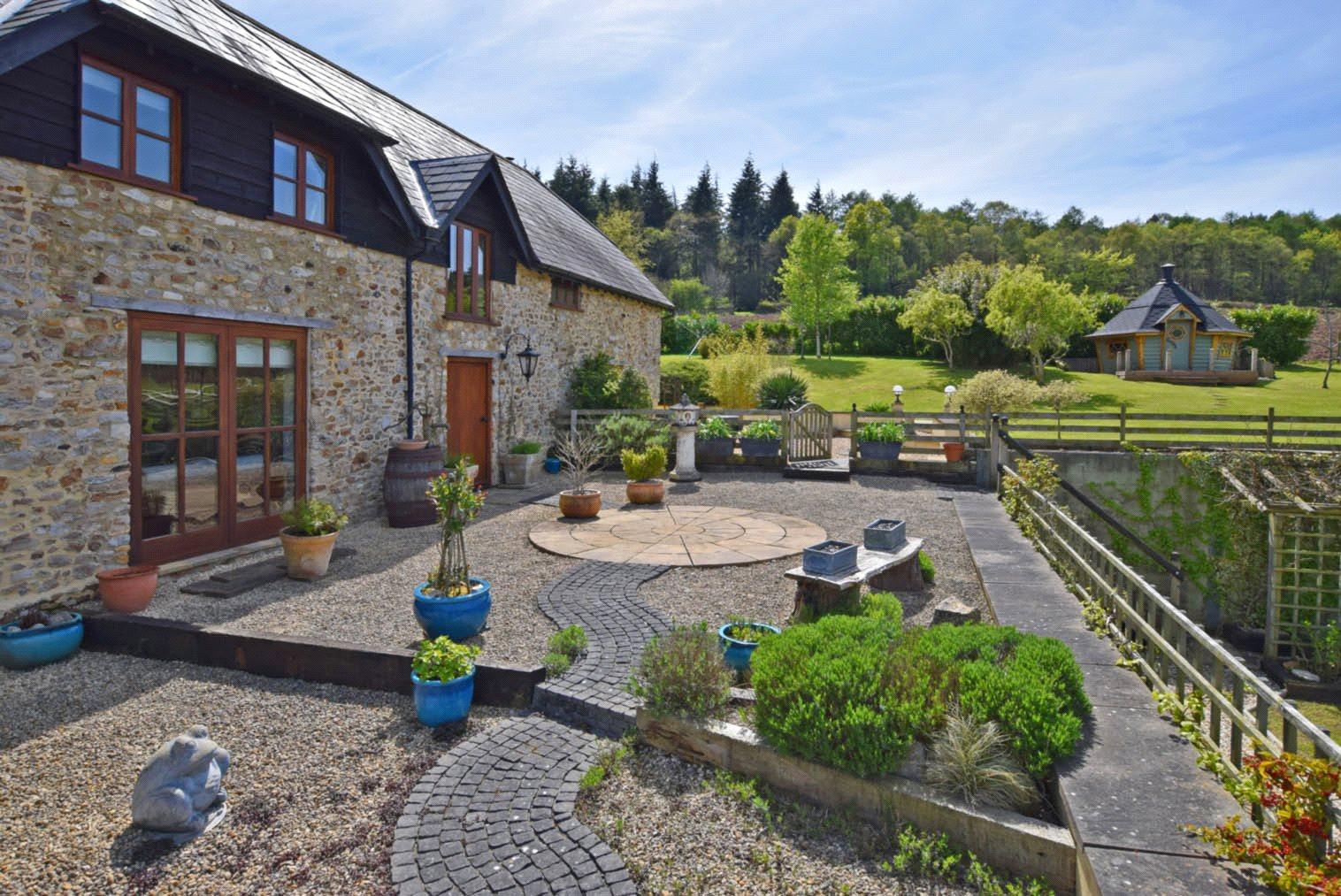 Частный дом для того Продажа на Kilmington, Axminster, Devon, EX13 Axminster, Англия