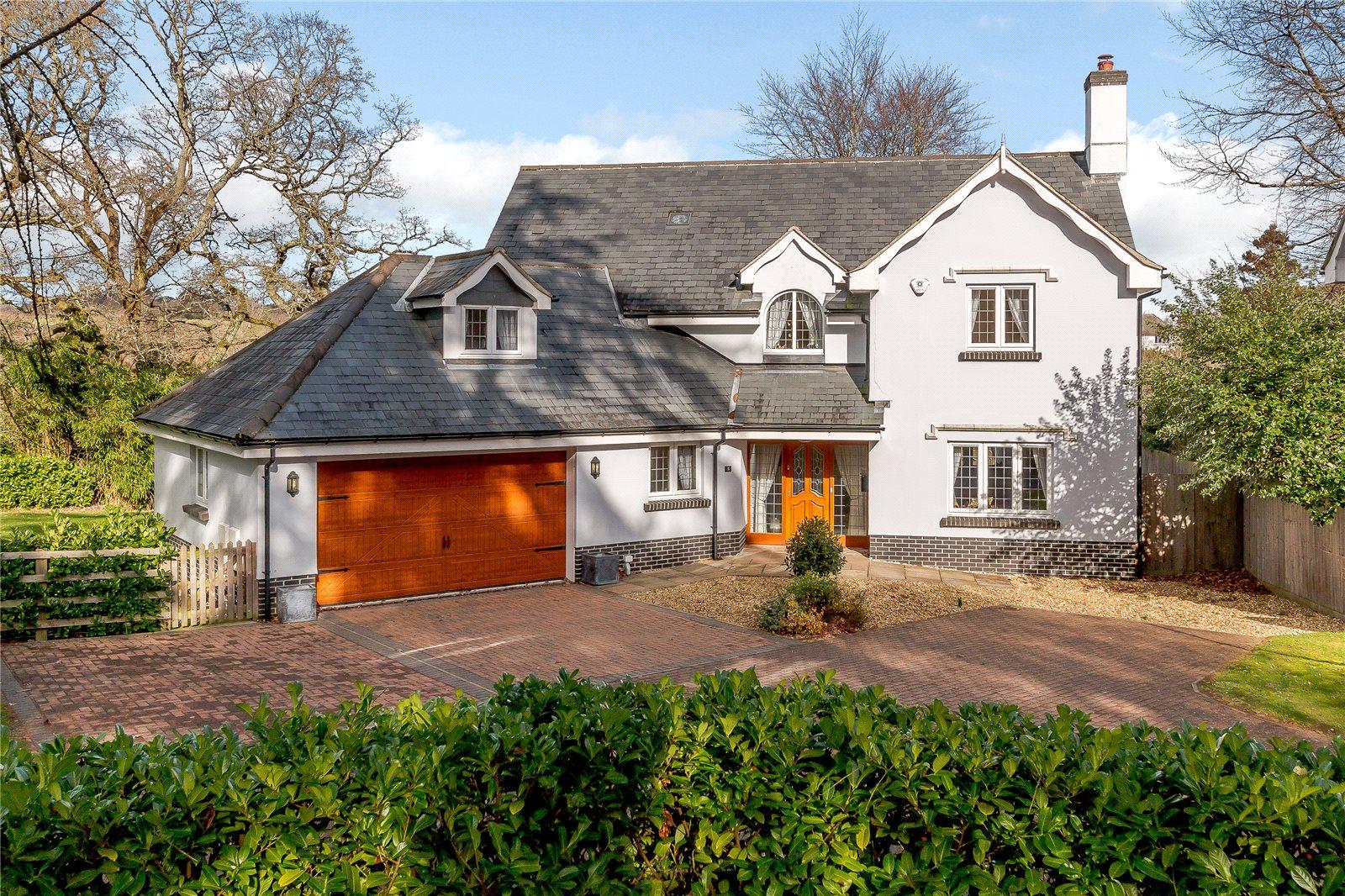 Tek Ailelik Ev için Satış at Clyst Hayes Gardens, Budleigh Salterton, Devon, EX9 Budleigh Salterton, Ingiltere