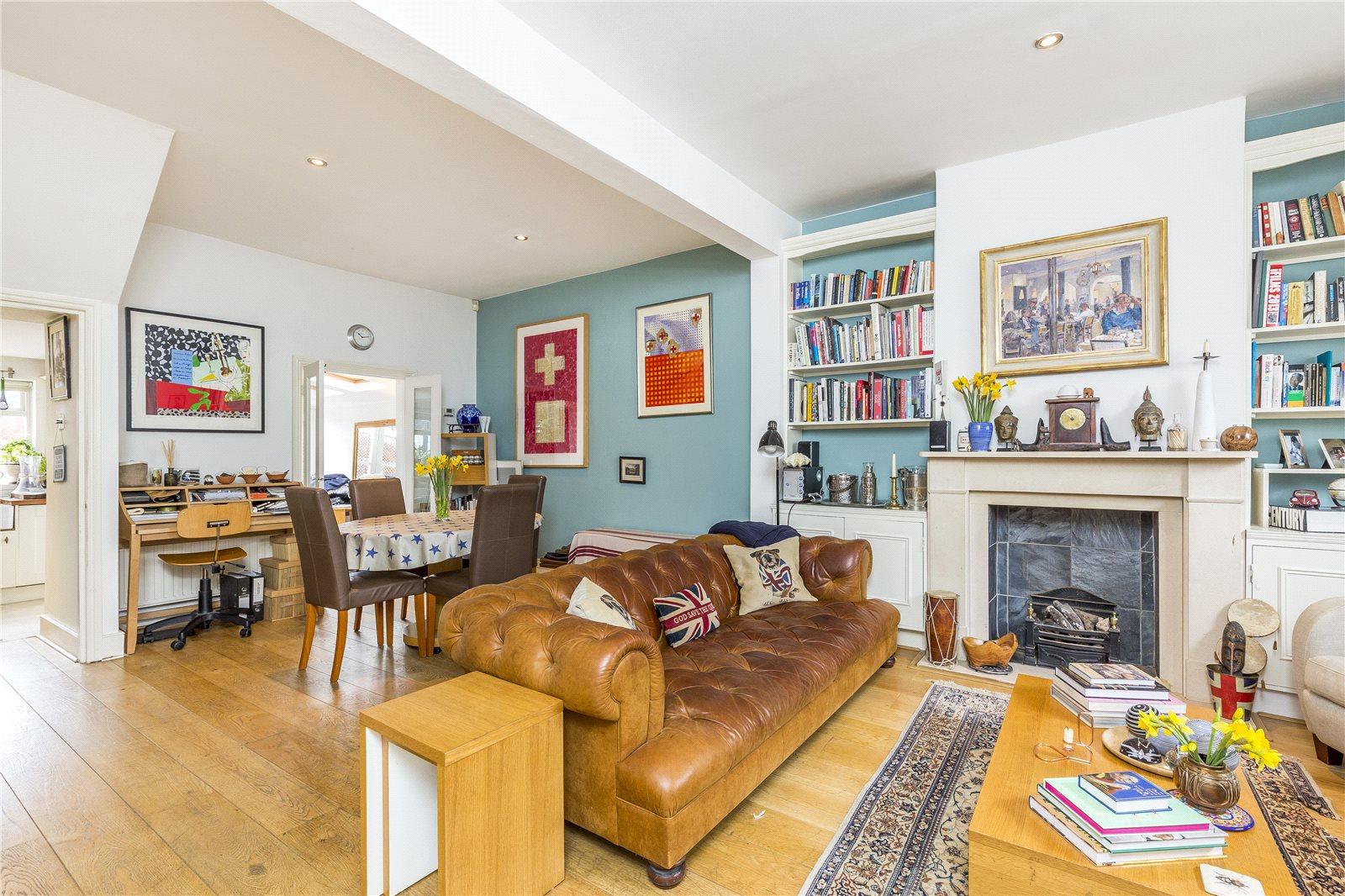 一戸建て のために 売買 アット Estcourt Road, Fulham, London, SW6 Fulham, London, イギリス
