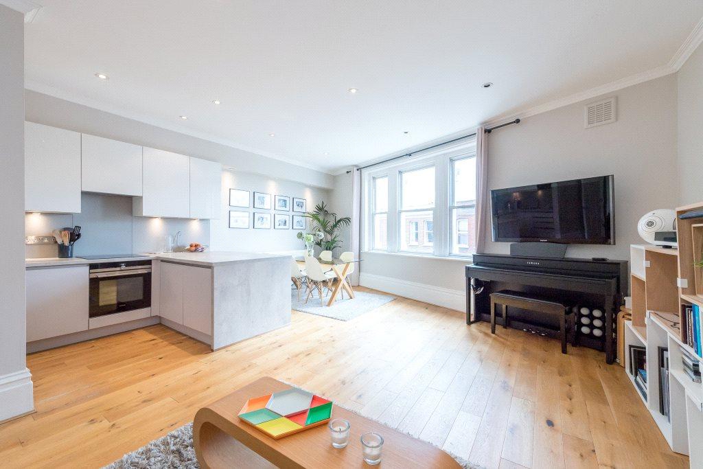 Апартаменты / Квартиры для того Продажа на Fulham Road, Fulham, London, SW6 Fulham, London, Англия