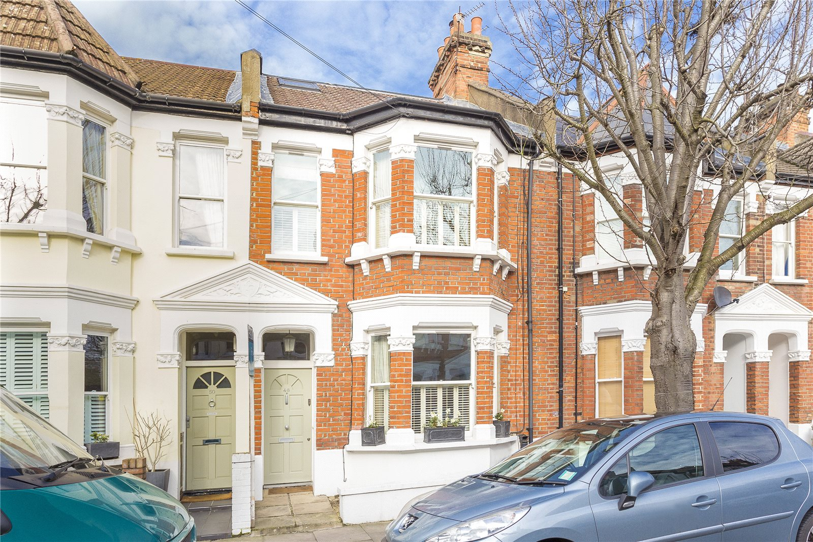 Single Family Home for Sale at Bronsart Road, London, SW6 London, England