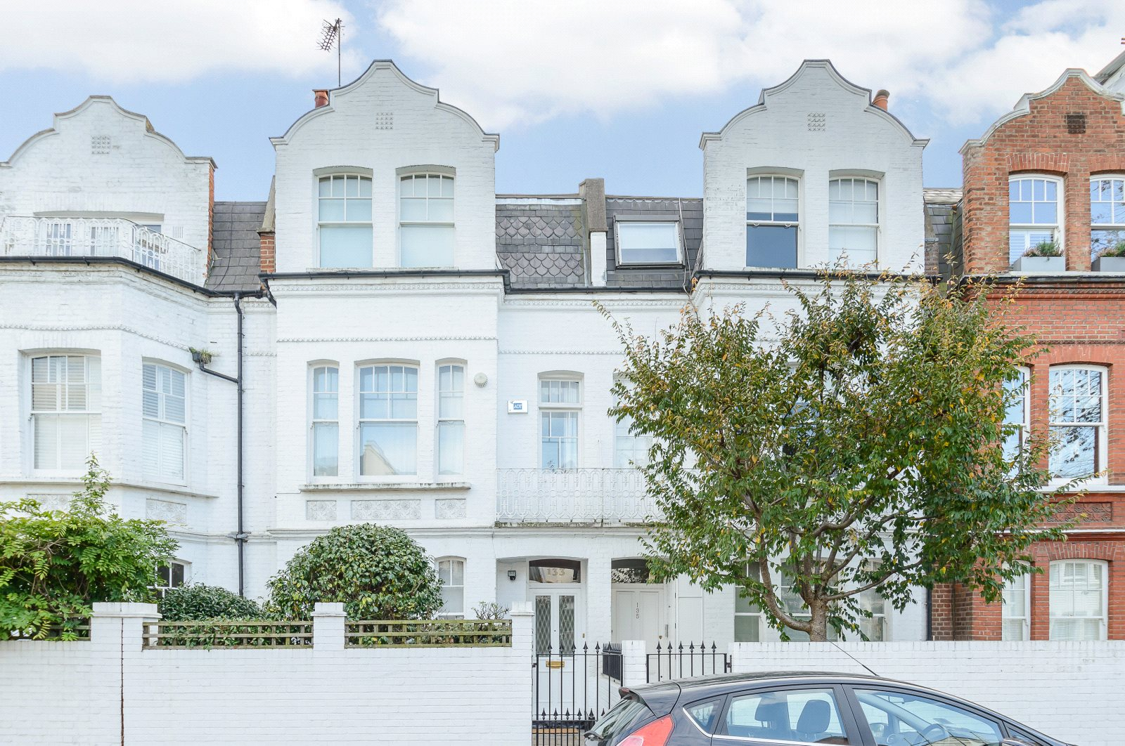 独户住宅 为 销售 在 Hurlingham Road, Fulham, London, SW6 Fulham, London, 英格兰