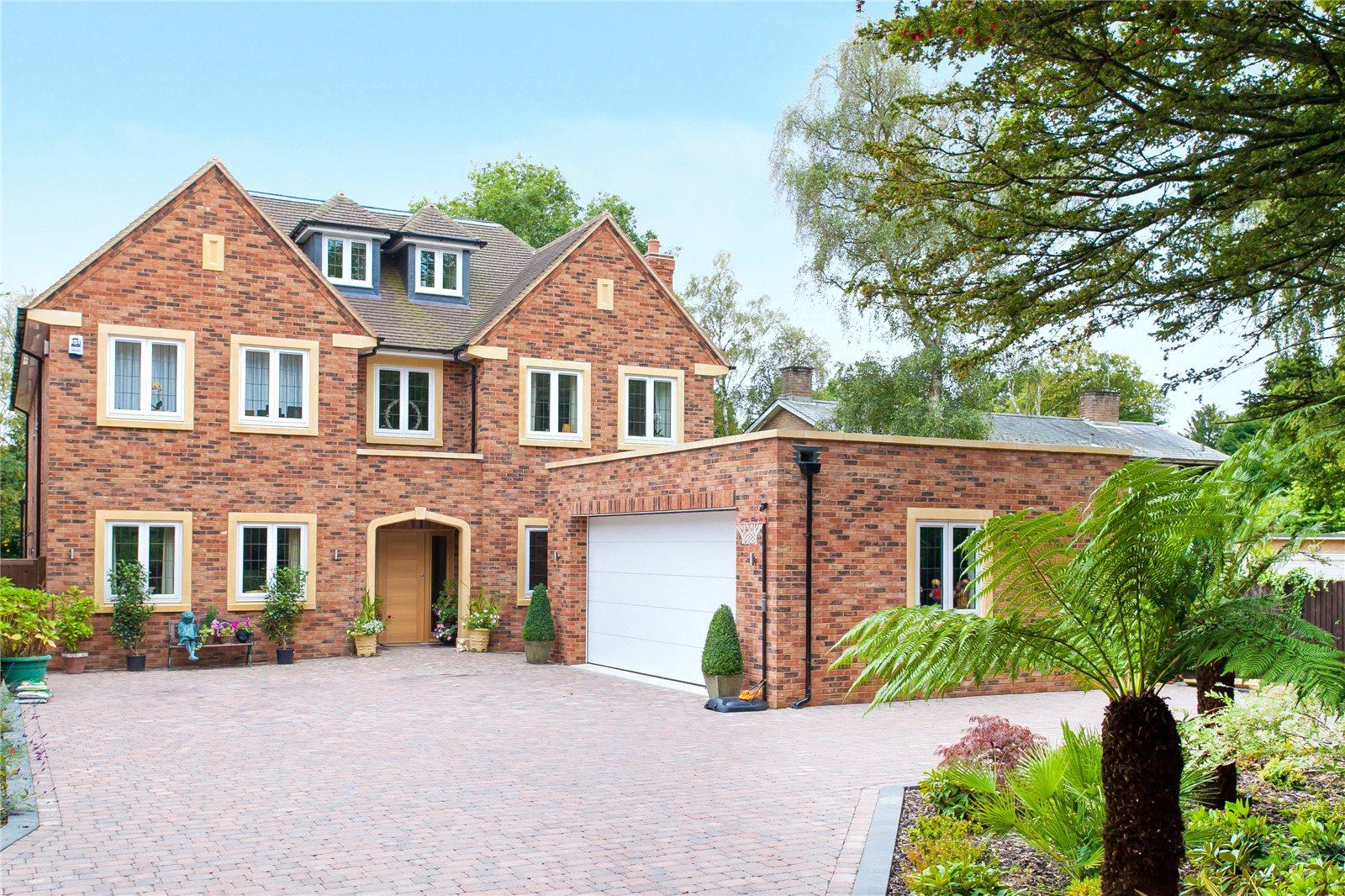 一戸建て のために 売買 アット Windsor Road, Gerrards Cross, Buckinghamshire, SL9 Gerrards Cross, イギリス