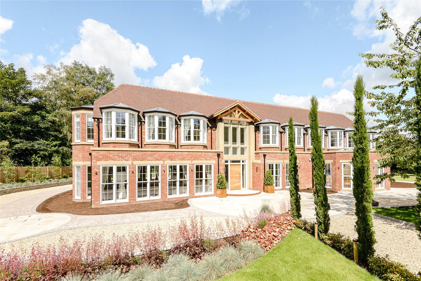 獨棟家庭住宅 為 出售 在 Fulmer Common Road, Fulmer/Iver, Buckinghamshire, SL0 Buckinghamshire, 英格蘭