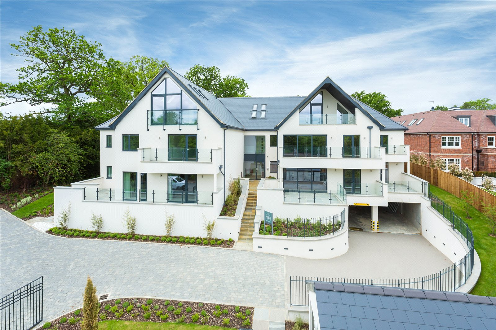 Apartamento por un Venta en South Park Crescent, Gerrards Cross, Buckinghamshire, SL9 Gerrards Cross, Inglaterra
