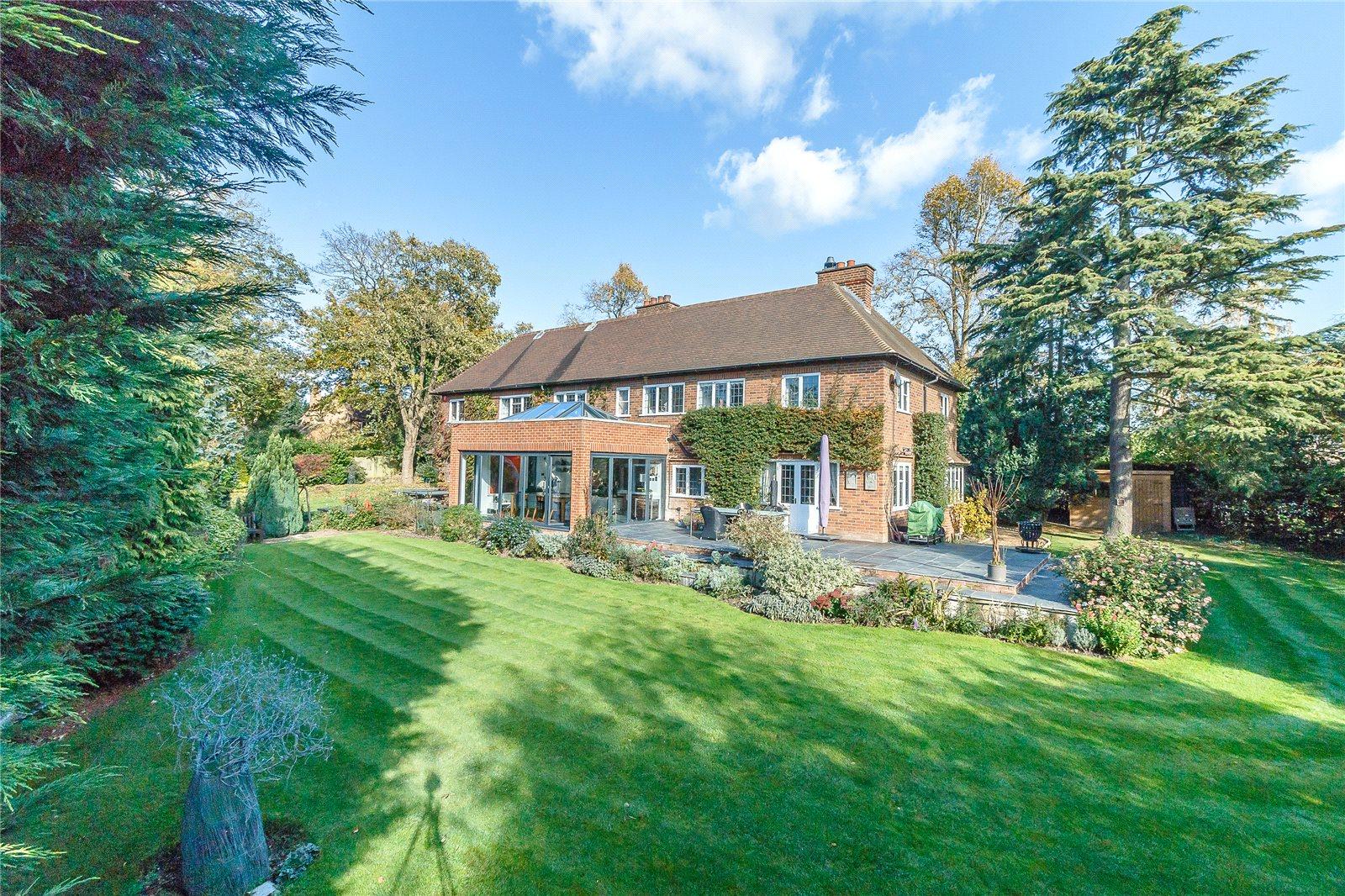 獨棟家庭住宅 為 出售 在 Hill Waye, Gerrards Cross, Buckinghamshire, SL9 Gerrards Cross, 英格蘭