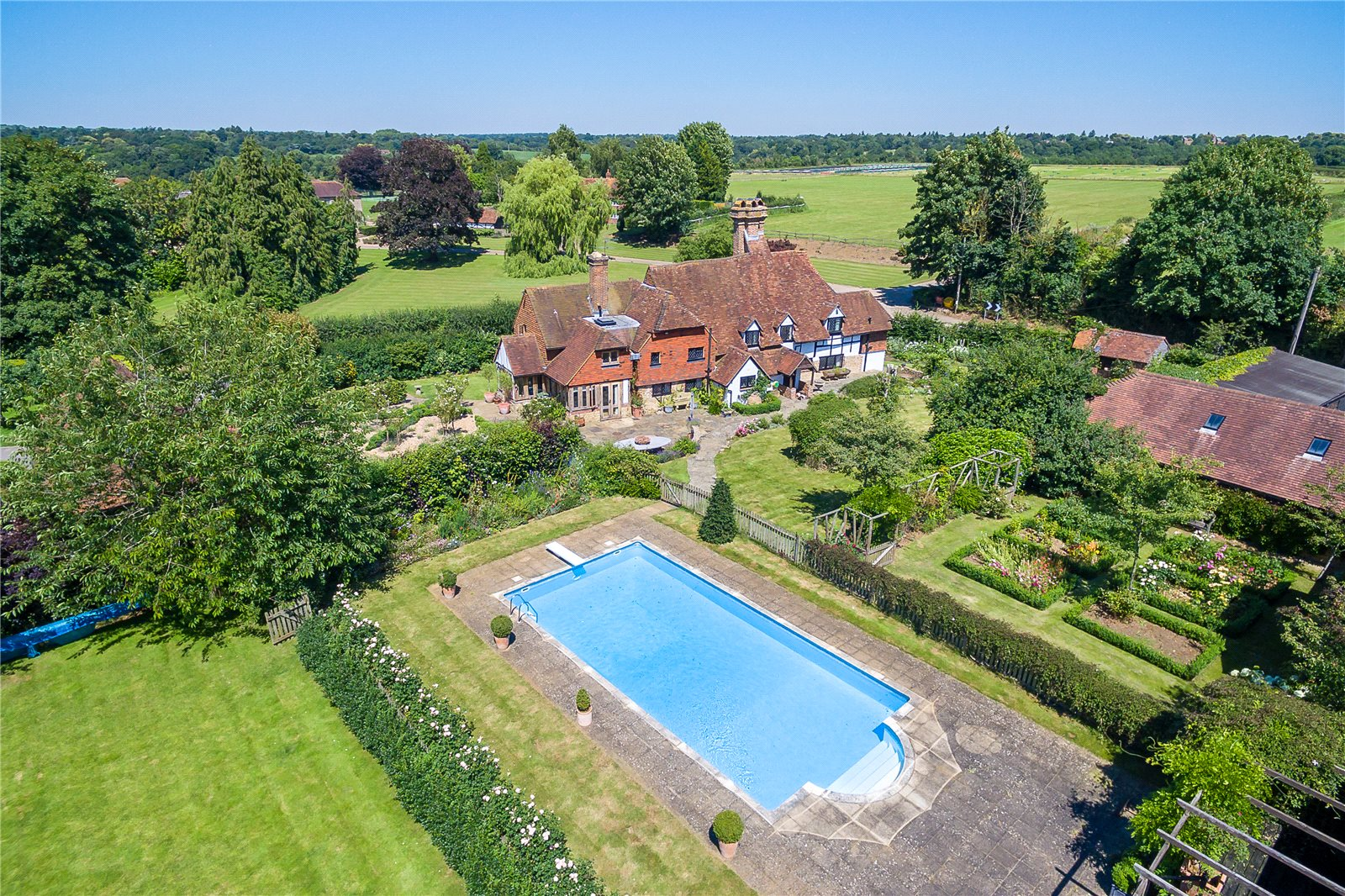 Villa per Vendita alle ore Eashing Lane, Godalming, Surrey, GU7 Godalming, Inghilterra