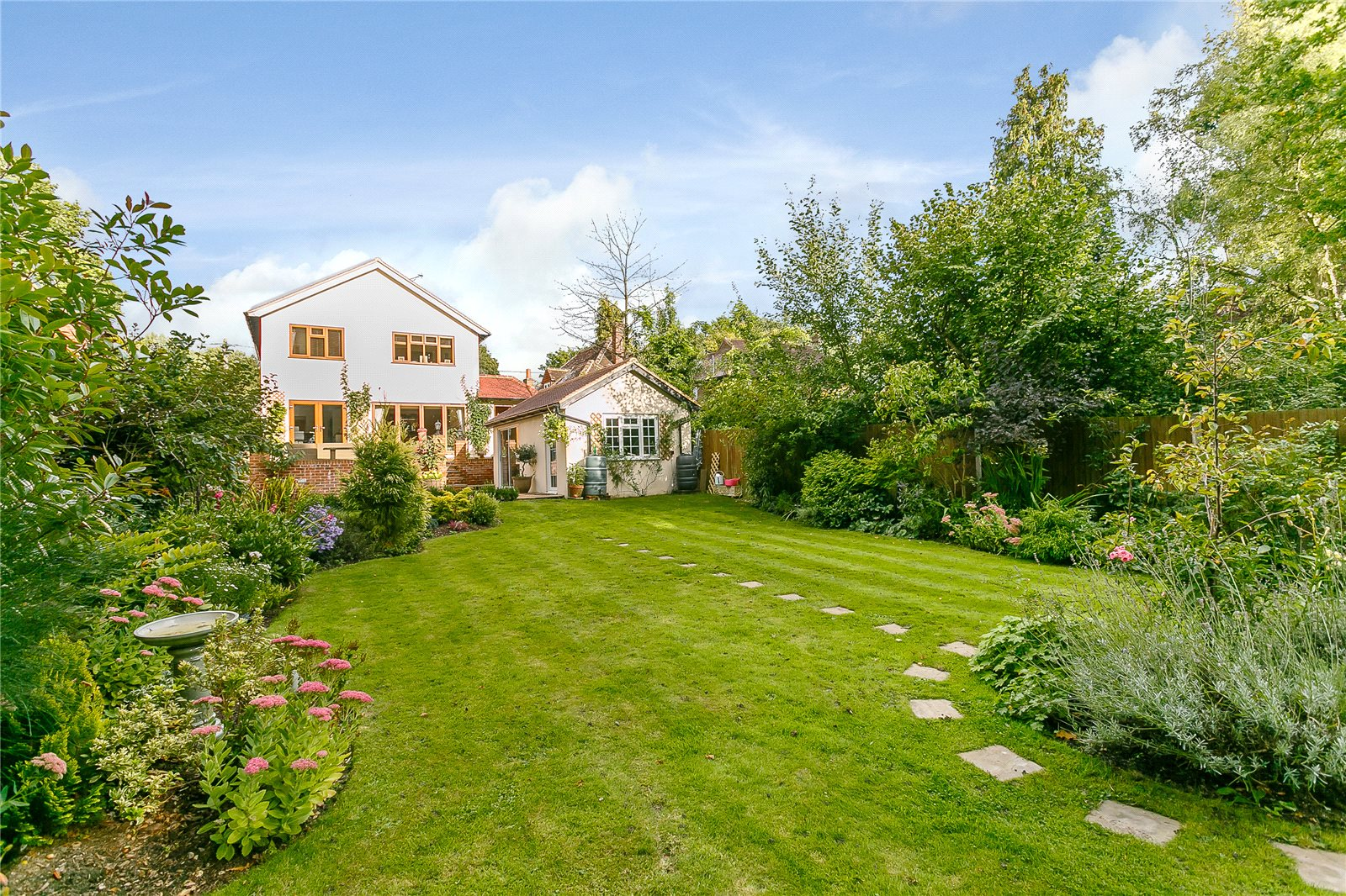 独户住宅 为 销售 在 Glaziers Lane, Normandy, Guildford, Surrey, GU3 Guildford, 英格兰