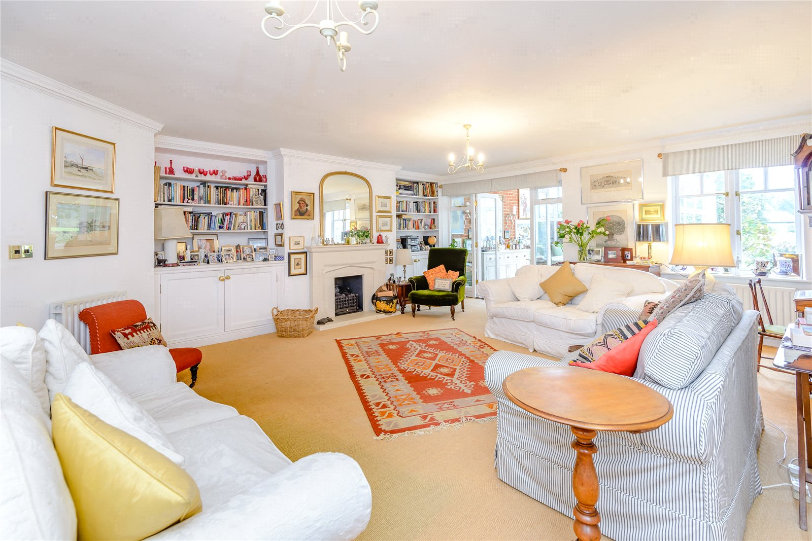 Single Family Home for Sale at Archery Place, Gomshall, Guildford, Surrey, GU5 Guildford, England