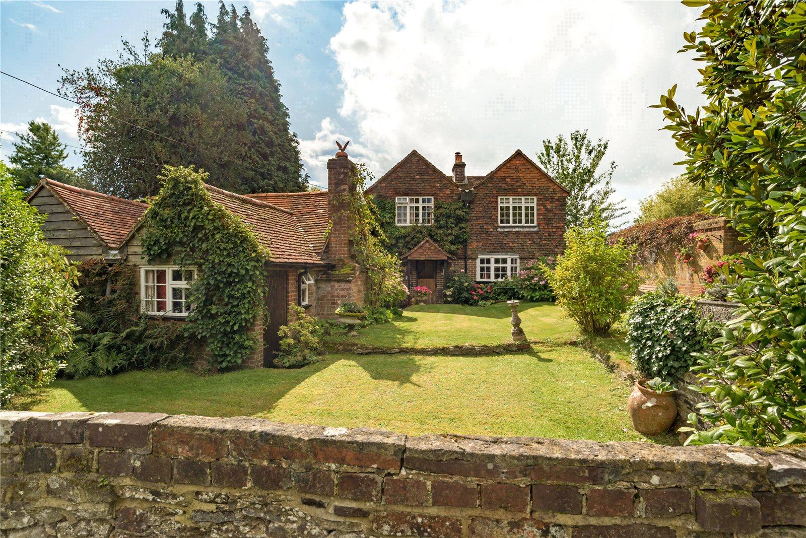 Villa per Vendita alle ore Dye House Road, Thursley, Godalming, Surrey, GU8 Godalming, Inghilterra