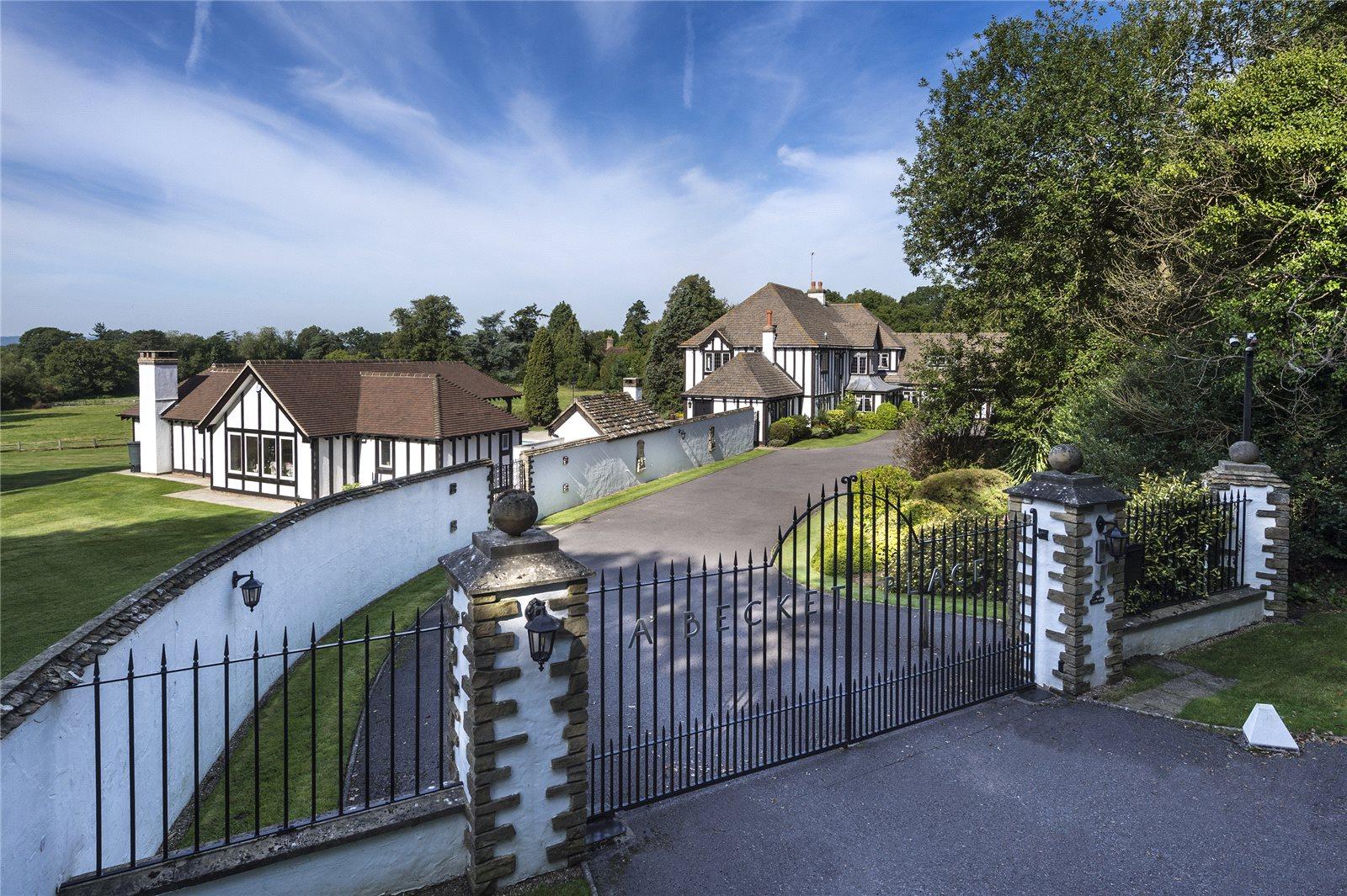 Casa Unifamiliar por un Venta en Merrywood Lane, Thakeham, Pulborough, West Sussex, RH20 Pulborough, Inglaterra