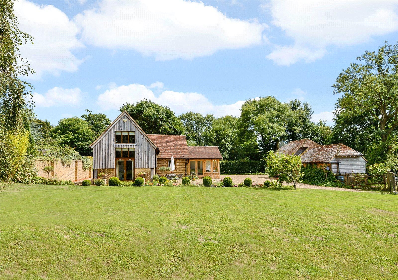 Maison unifamiliale pour l Vente à Bashurst Hill, Itchingfield, Horsham, West Sussex, RH13 Horsham, Angleterre