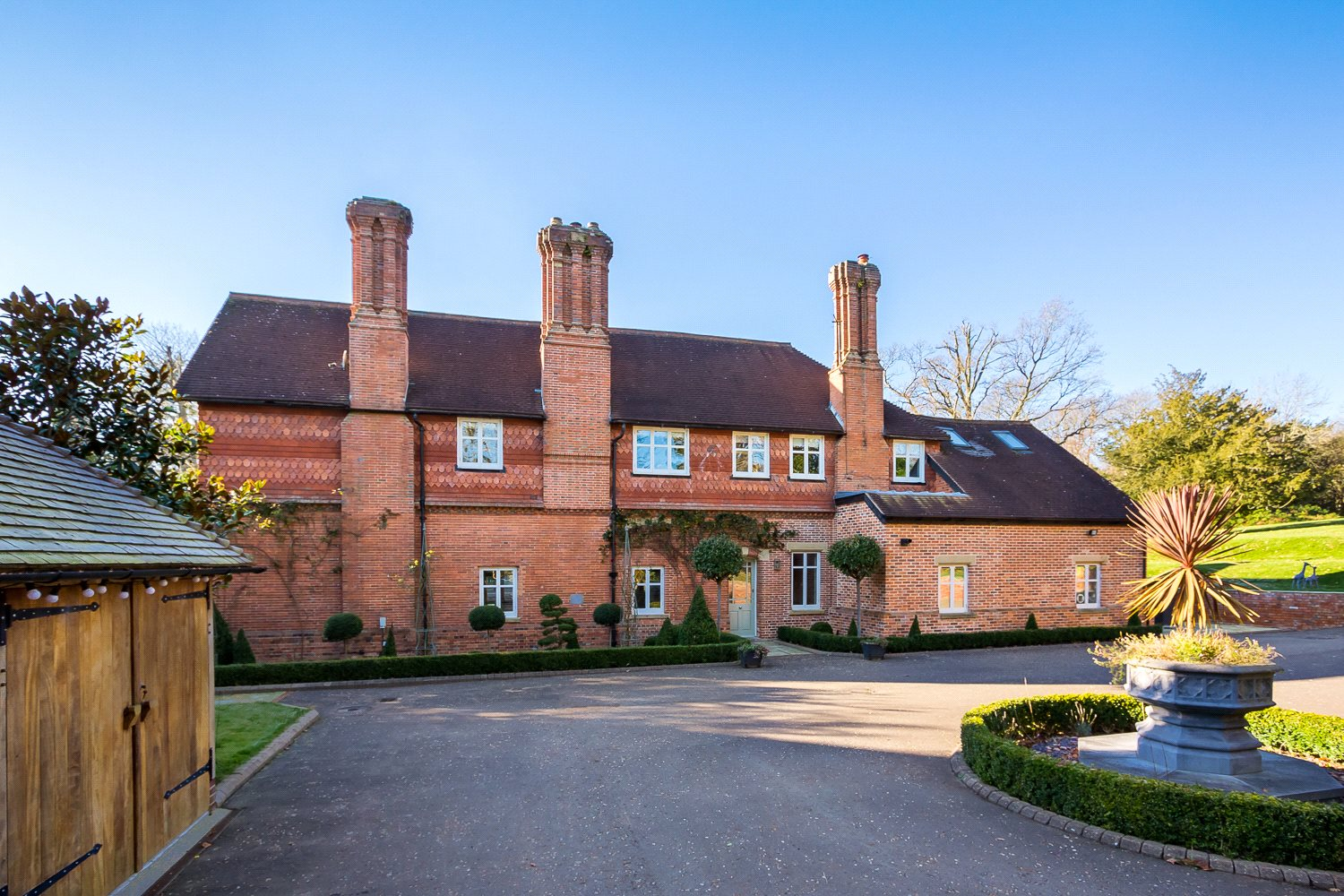 Частный дом для того Продажа на Crawley Lane, Balcombe, Haywards Heath, West Sussex, RH17 Haywards Heath, Англия