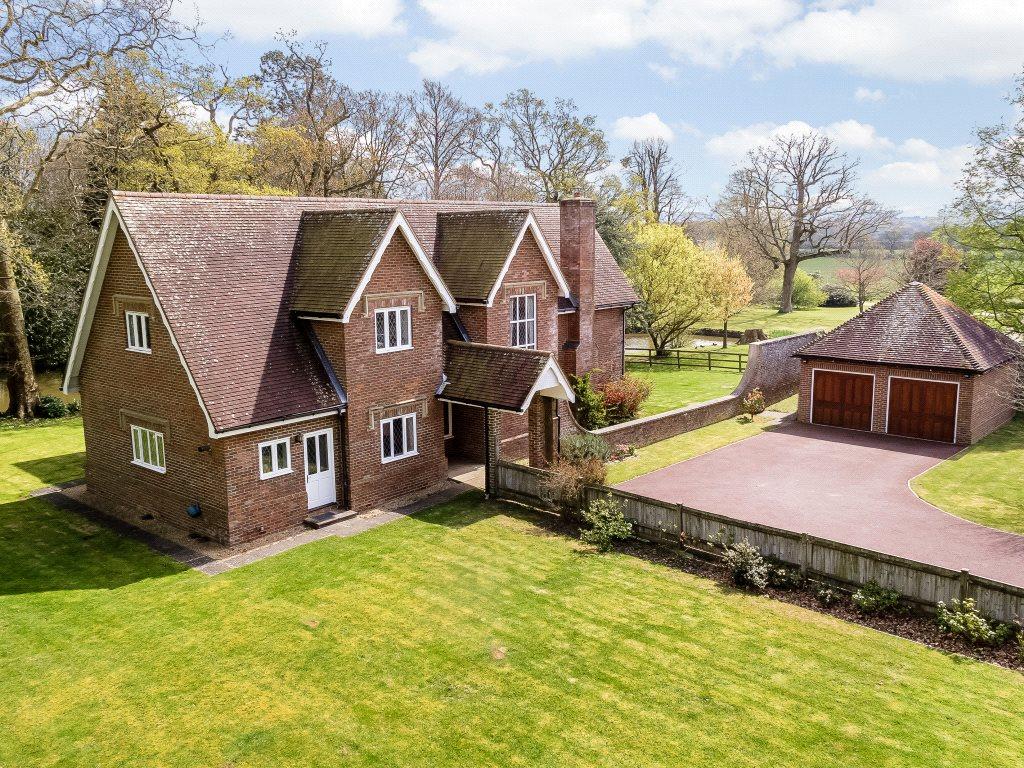 Maison unifamiliale pour l Vente à Shermanbury Grange, Brighton Road, Shermanbury, West Sussex, RH13 Shermanbury, Angleterre