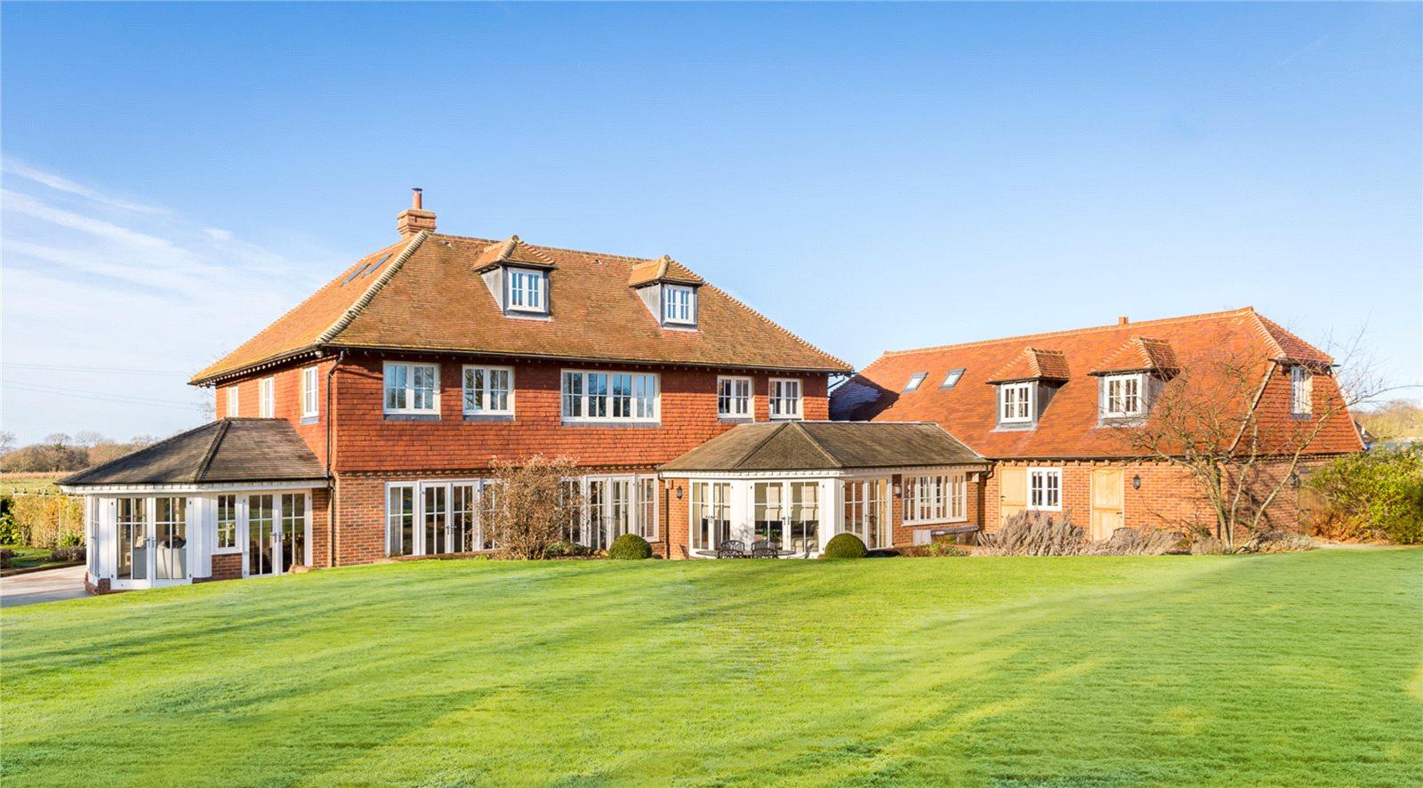Nhà ở một gia đình vì Bán tại Wineham Lane, Wineham, Henfield, West Sussex, BN5 Henfield, Anh Quốc