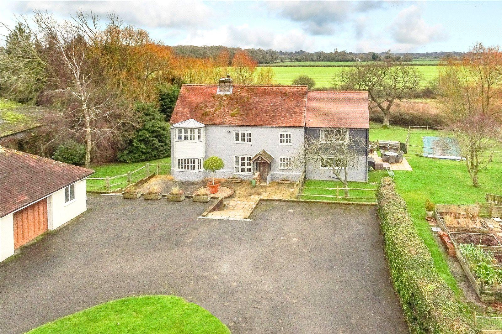 Villa per Vendita alle ore Wheatsheaf Road, Henfield, West Sussex, BN5 Henfield, Inghilterra