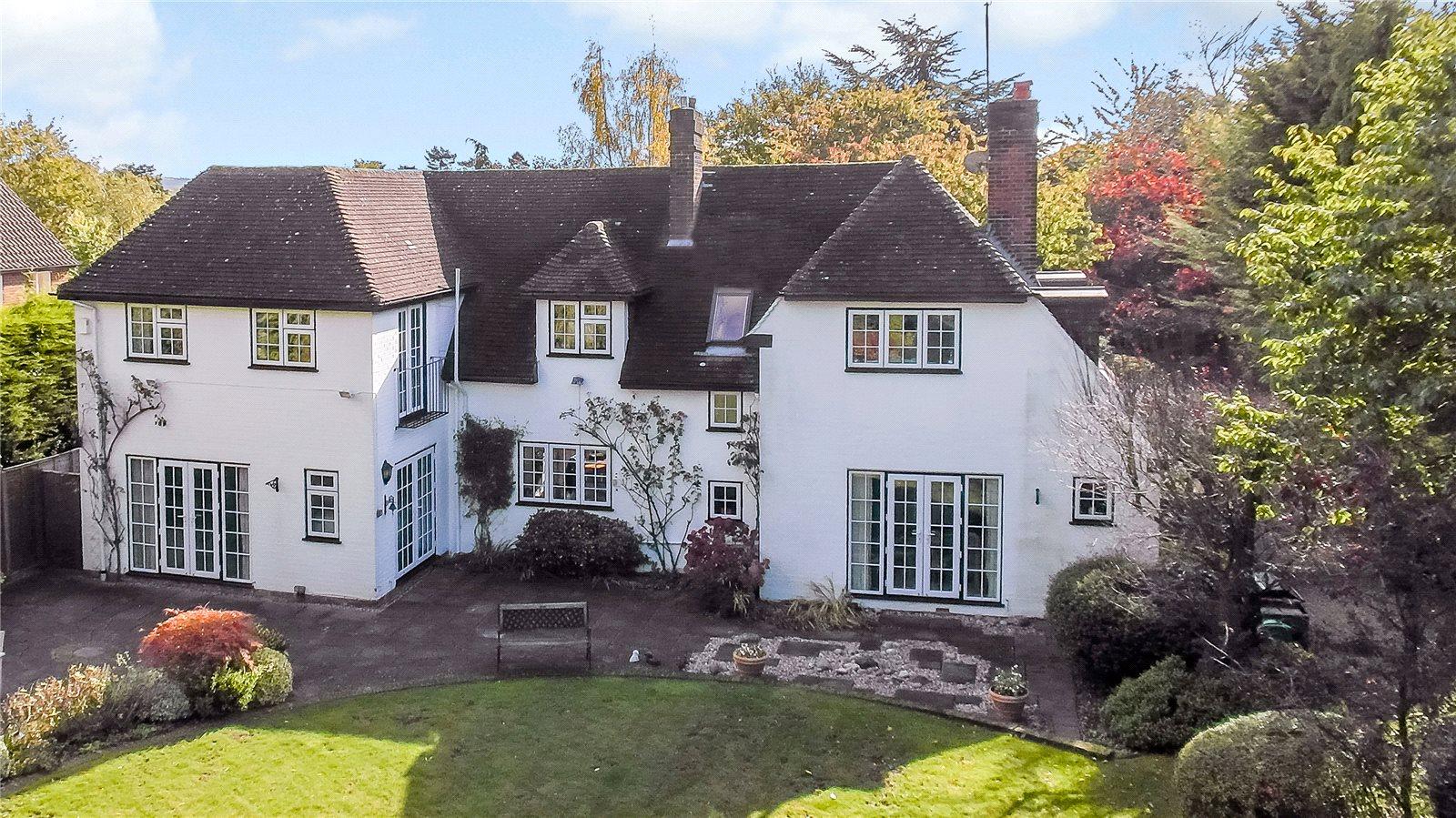 Einfamilienhaus für Verkauf beim Stewart Road, Harpenden, Hertfordshire, AL5 Harpenden, England
