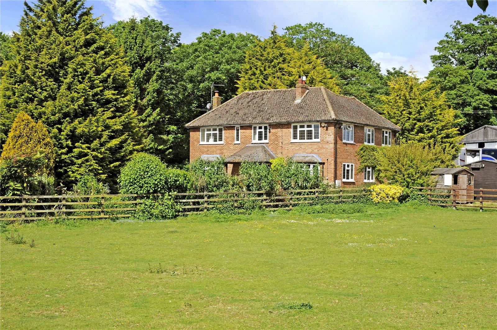 Casa para uma família para Venda às Wellbury Park, Hitchin, Hertfordshire, SG5 Hitchin, Inglaterra