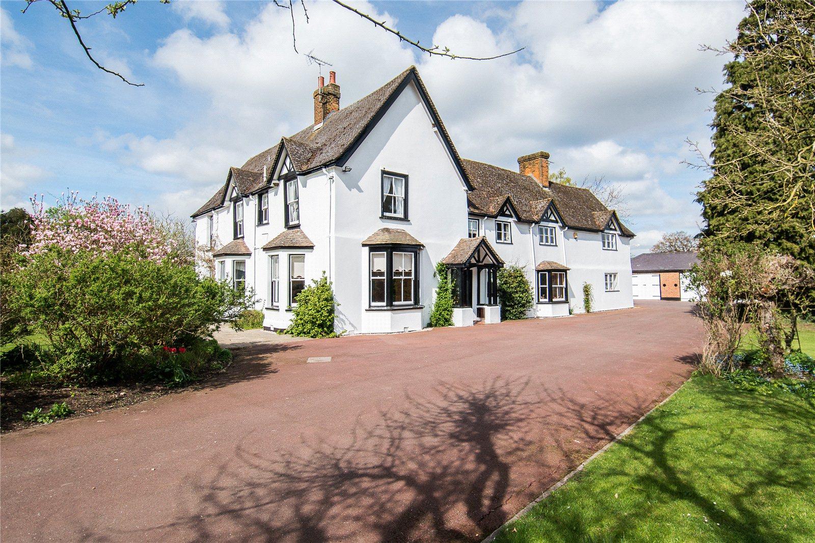 단독 가정 주택 용 매매 에 Park Lane, Old Knebworth, Knebworth, Hertfordshire, SG3 Knebworth, 영국