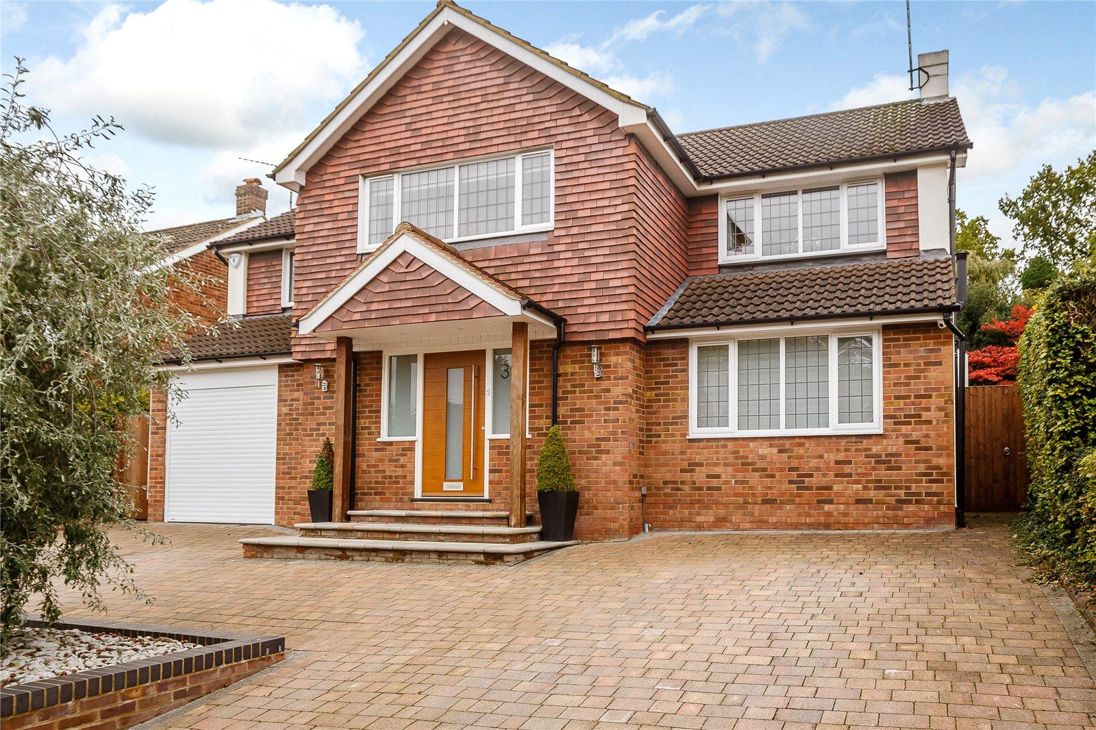 Einfamilienhaus für Verkauf beim Ridgewood Drive, Harpenden, Hertfordshire, AL5 Harpenden, England