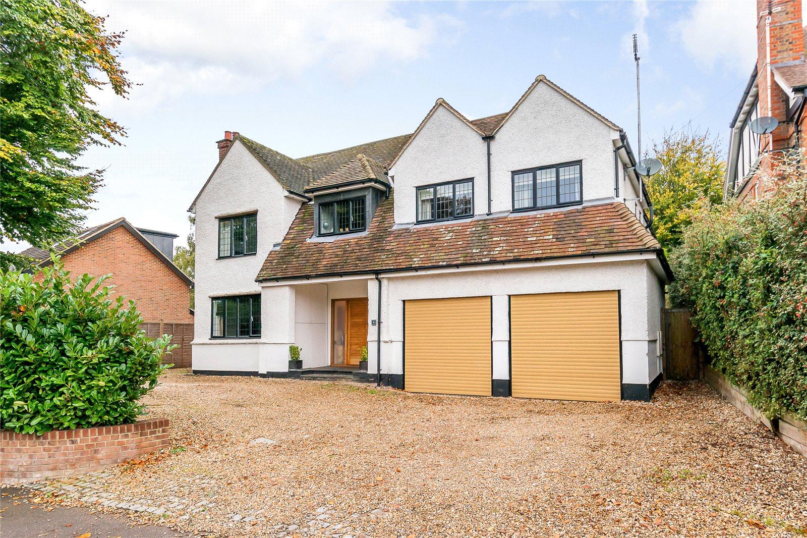 Einfamilienhaus für Verkauf beim Crabtree Lane, Harpenden, Hertfordshire, AL5 Harpenden, England