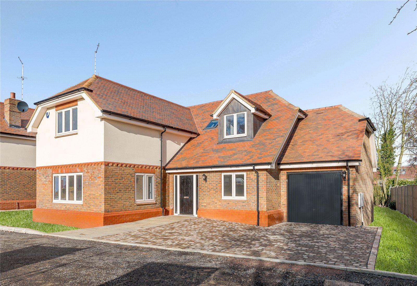 Einfamilienhaus für Verkauf beim Osprey Close, Harpenden, Hertfordshire, AL5 Harpenden, England