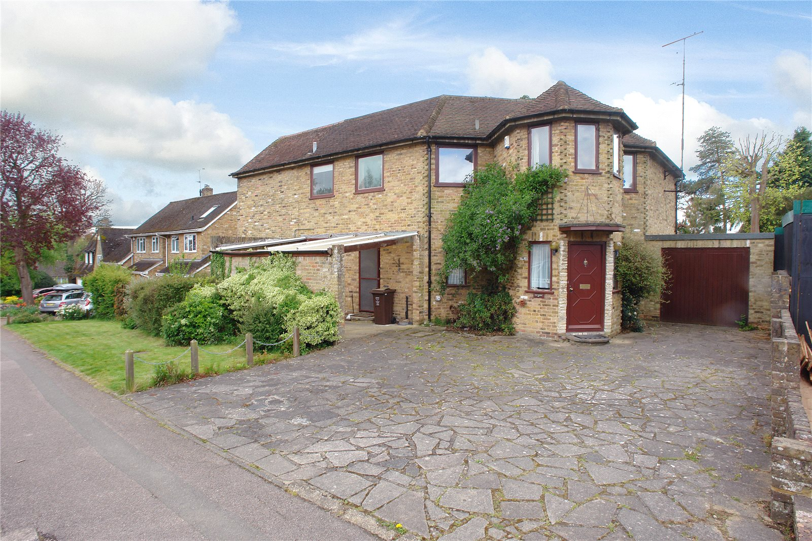Einfamilienhaus für Verkauf beim Alders End Lane, Harpenden, Hertfordshire, AL5 Harpenden, England