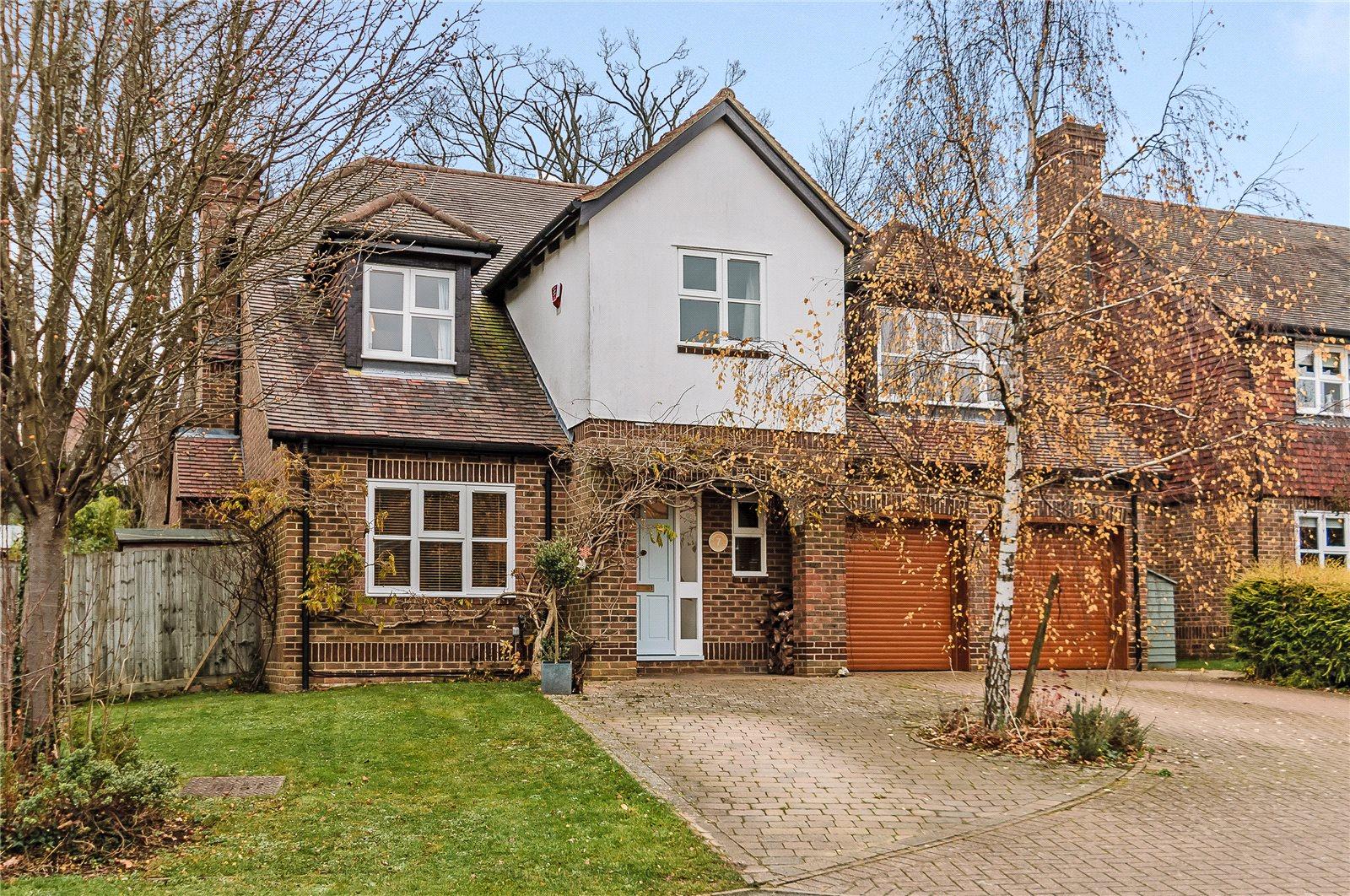 Einfamilienhaus für Verkauf beim Hales Meadow, Harpenden, Hertfordshire, AL5 Harpenden, England