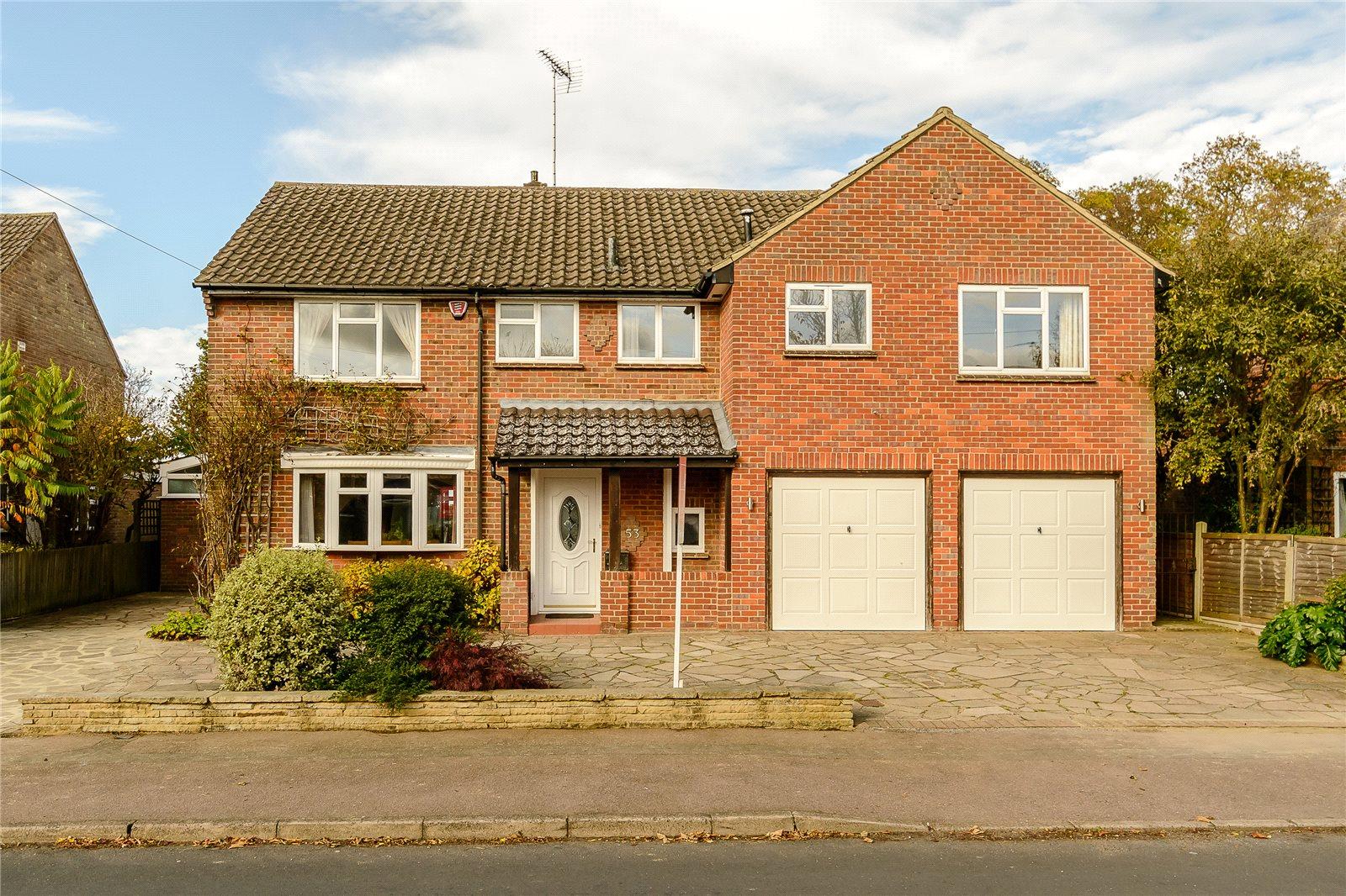 Einfamilienhaus für Verkauf beim Bloomfield Road, Harpenden, Hertfordshire, AL5 Harpenden, England