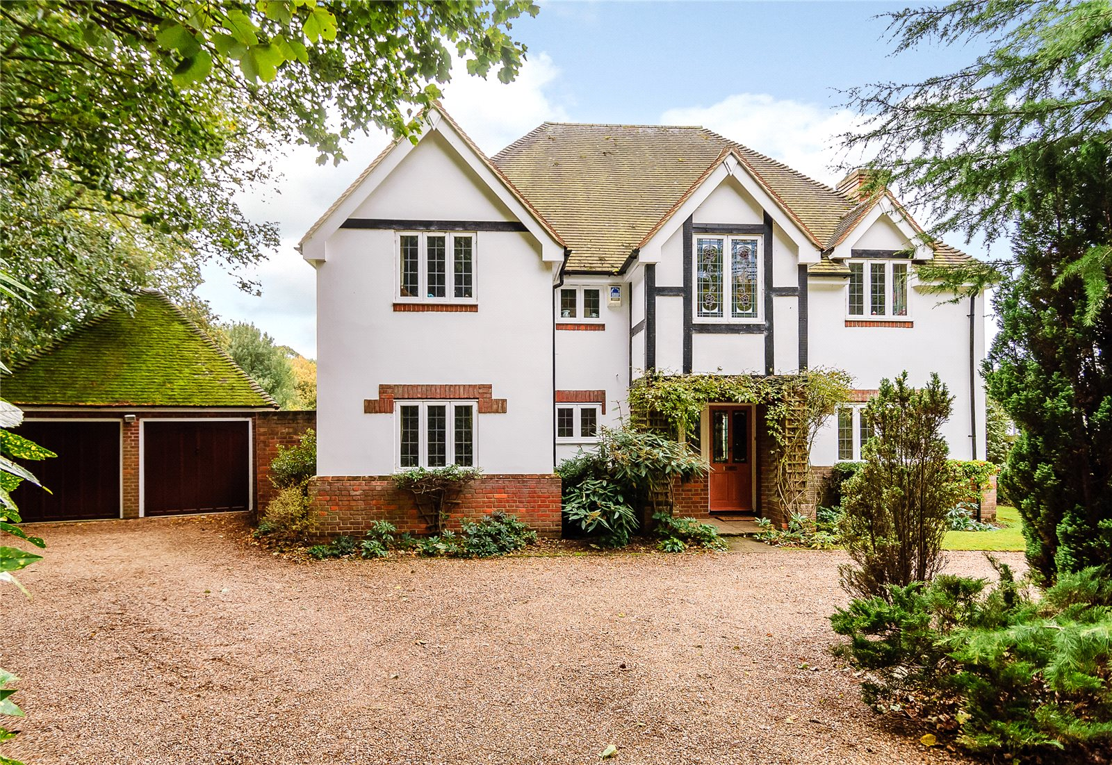 獨棟家庭住宅 為 出售 在 Bibbs Hall Lane, Ayot St. Lawrence, Welwyn, Hertfordshire, AL6 Welwyn, 英格蘭