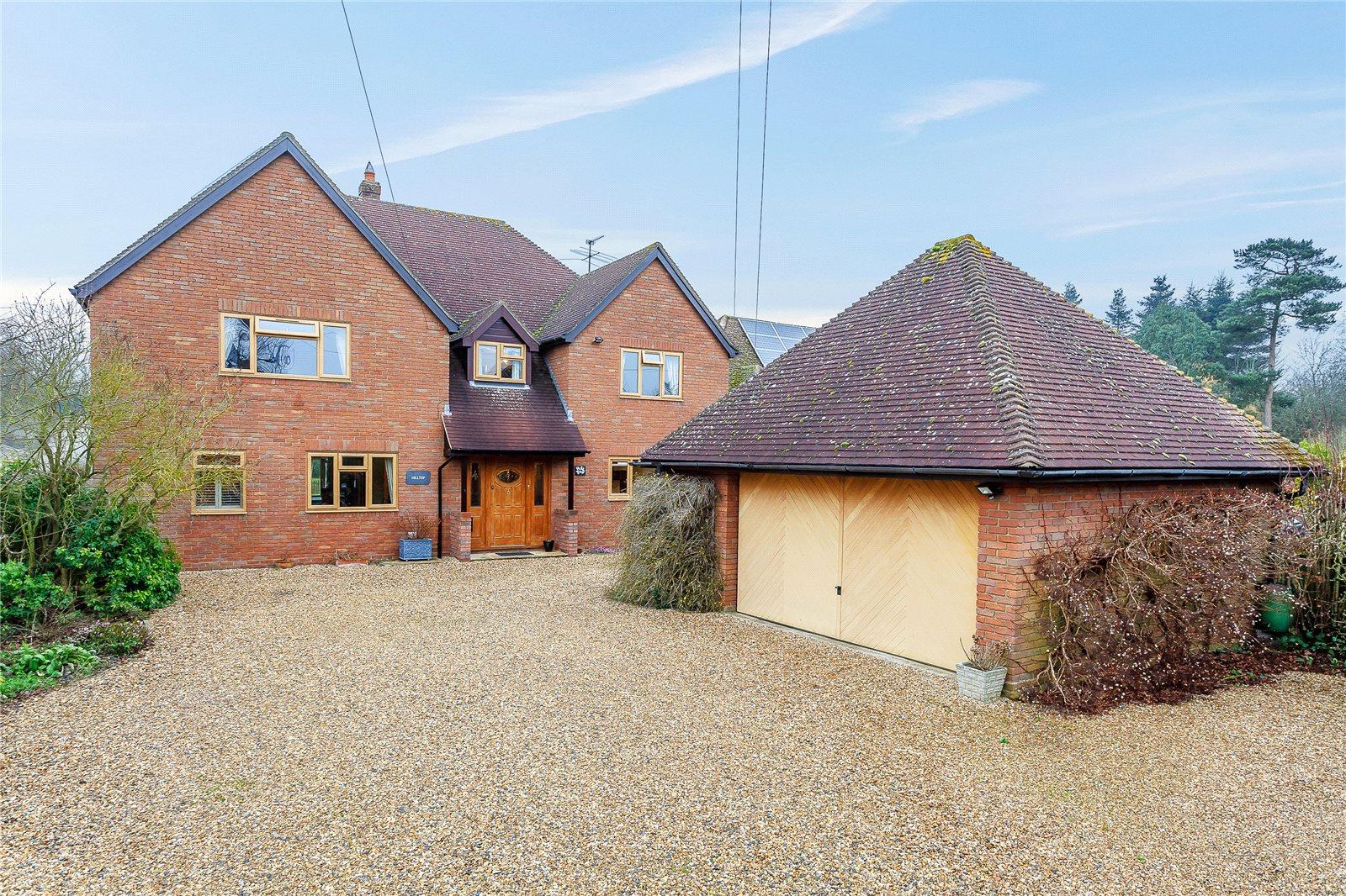 獨棟家庭住宅 為 出售 在 Rabley Heath, Welwyn, Hertfordshire, AL6 Welwyn, 英格蘭