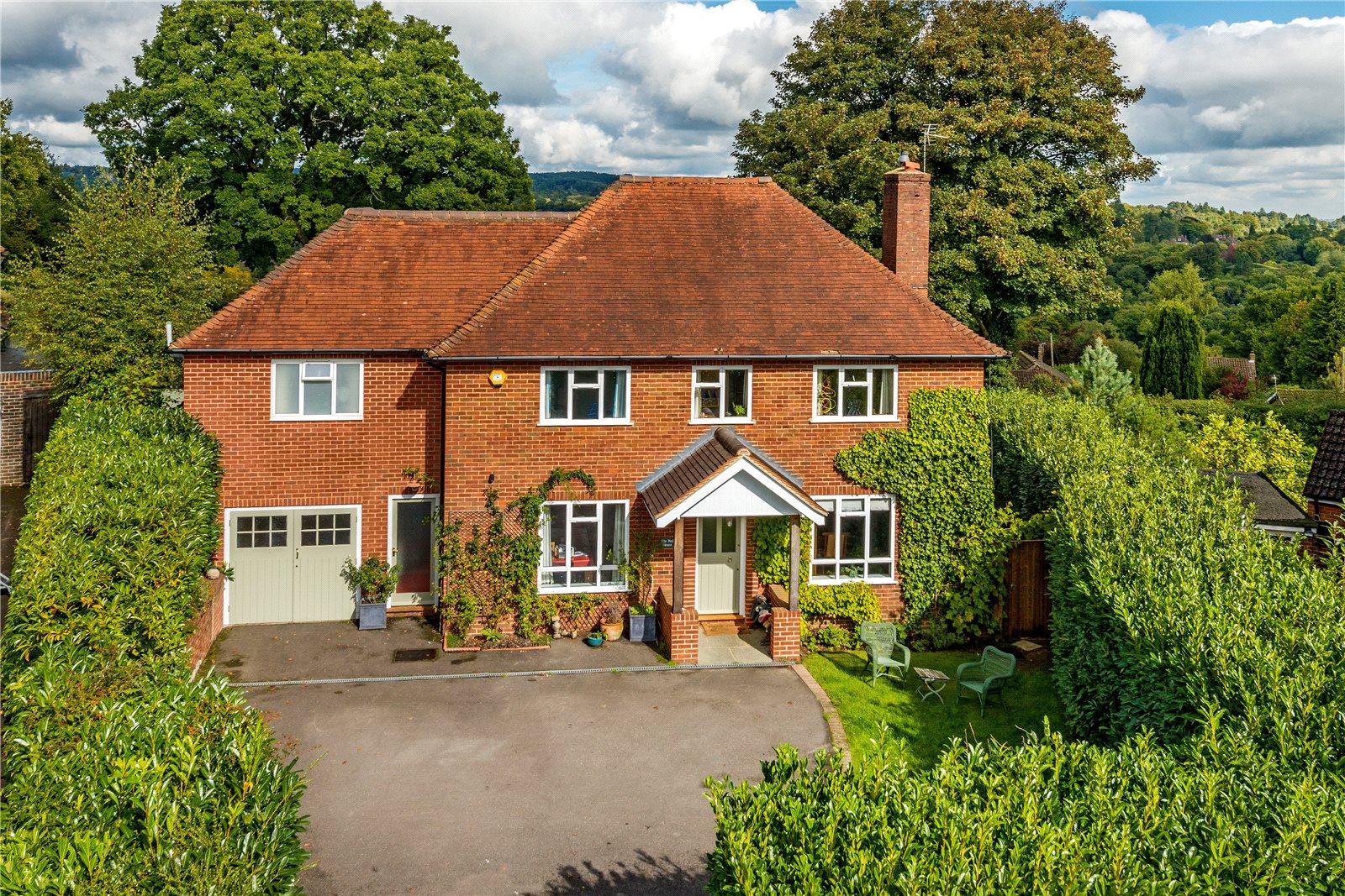 Einfamilienhaus für Verkauf beim Denbigh Road, Haslemere, Surrey, GU27 Haslemere, England