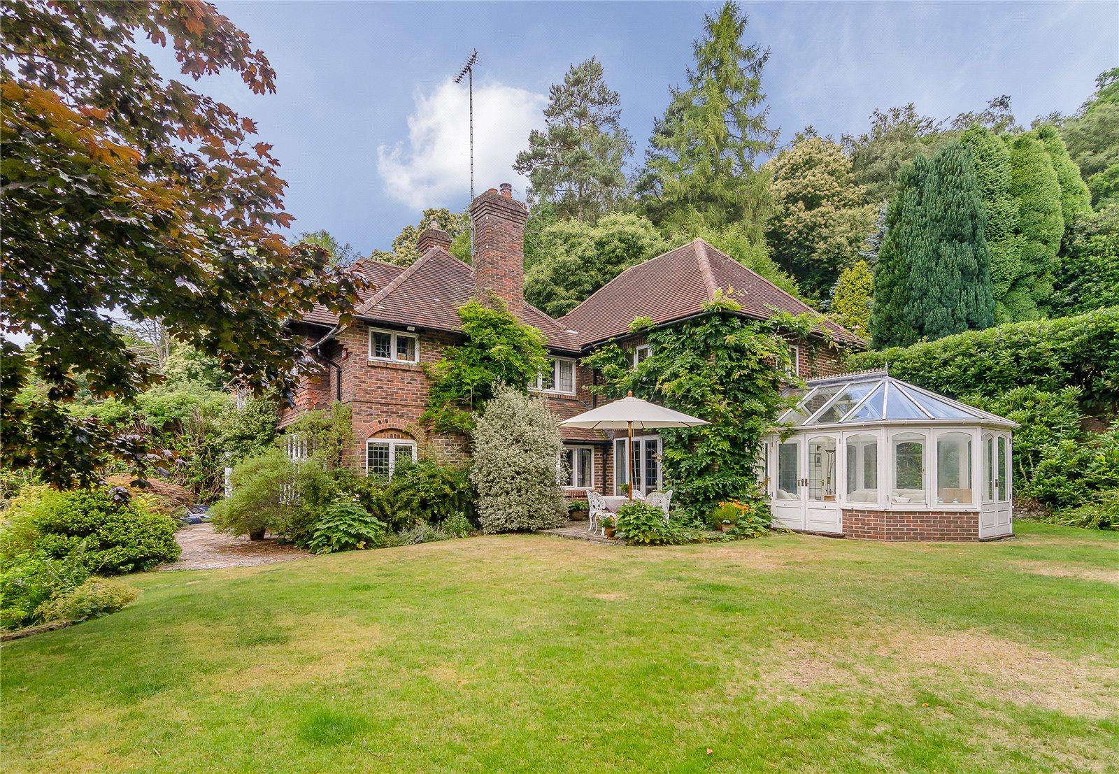 Einfamilienhaus für Verkauf beim Chase Lane, Haslemere, Surrey, GU27 Haslemere, England