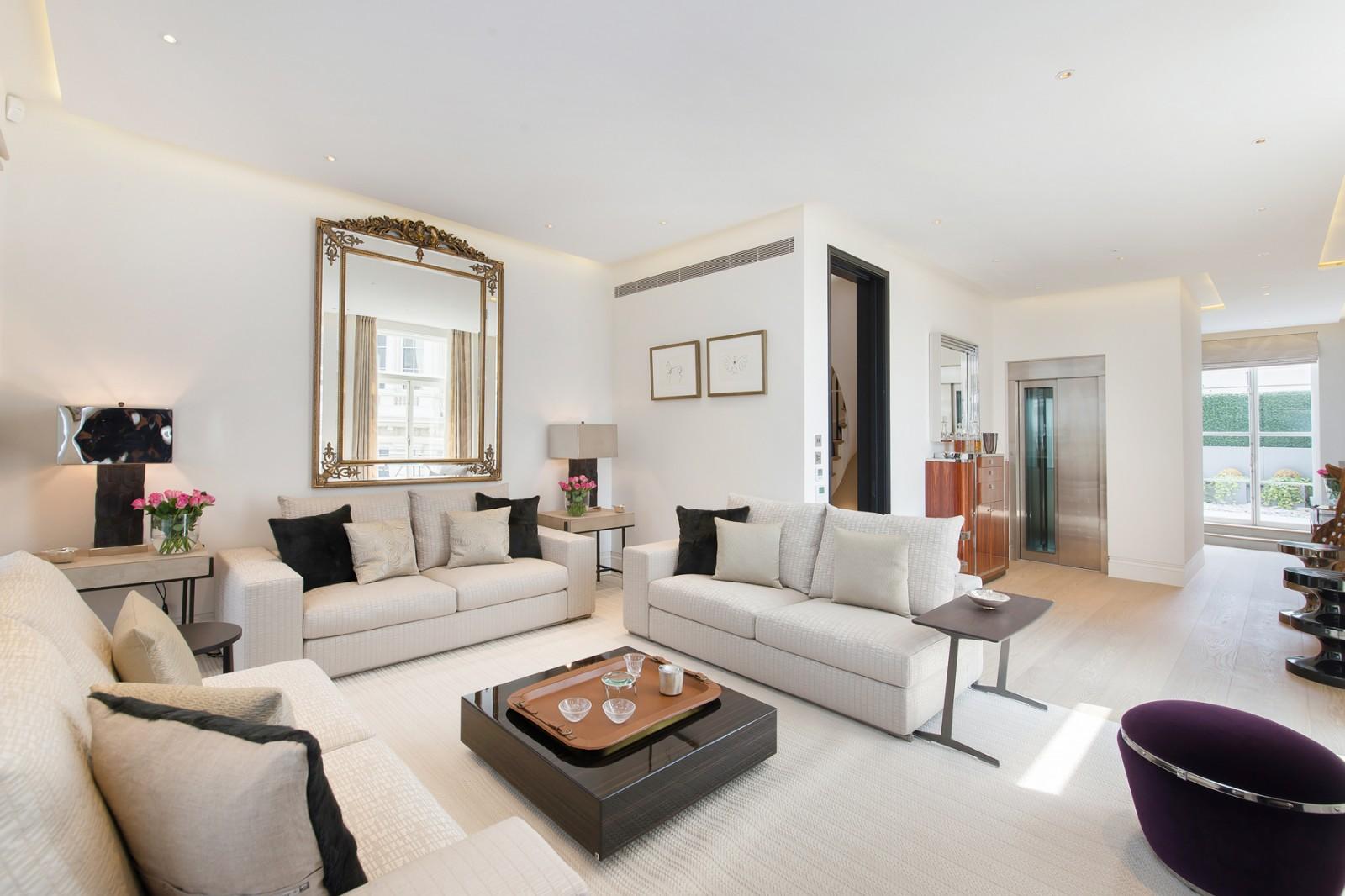 Casa para uma família para Locação às Chapel Street, Belgravia, London, SW1X Belgravia, London, Inglaterra