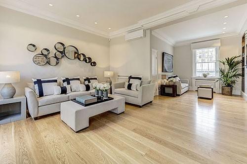 Casa para uma família para Locação às Chester Row, Belgravia, London, SW1W Belgravia, London, Inglaterra