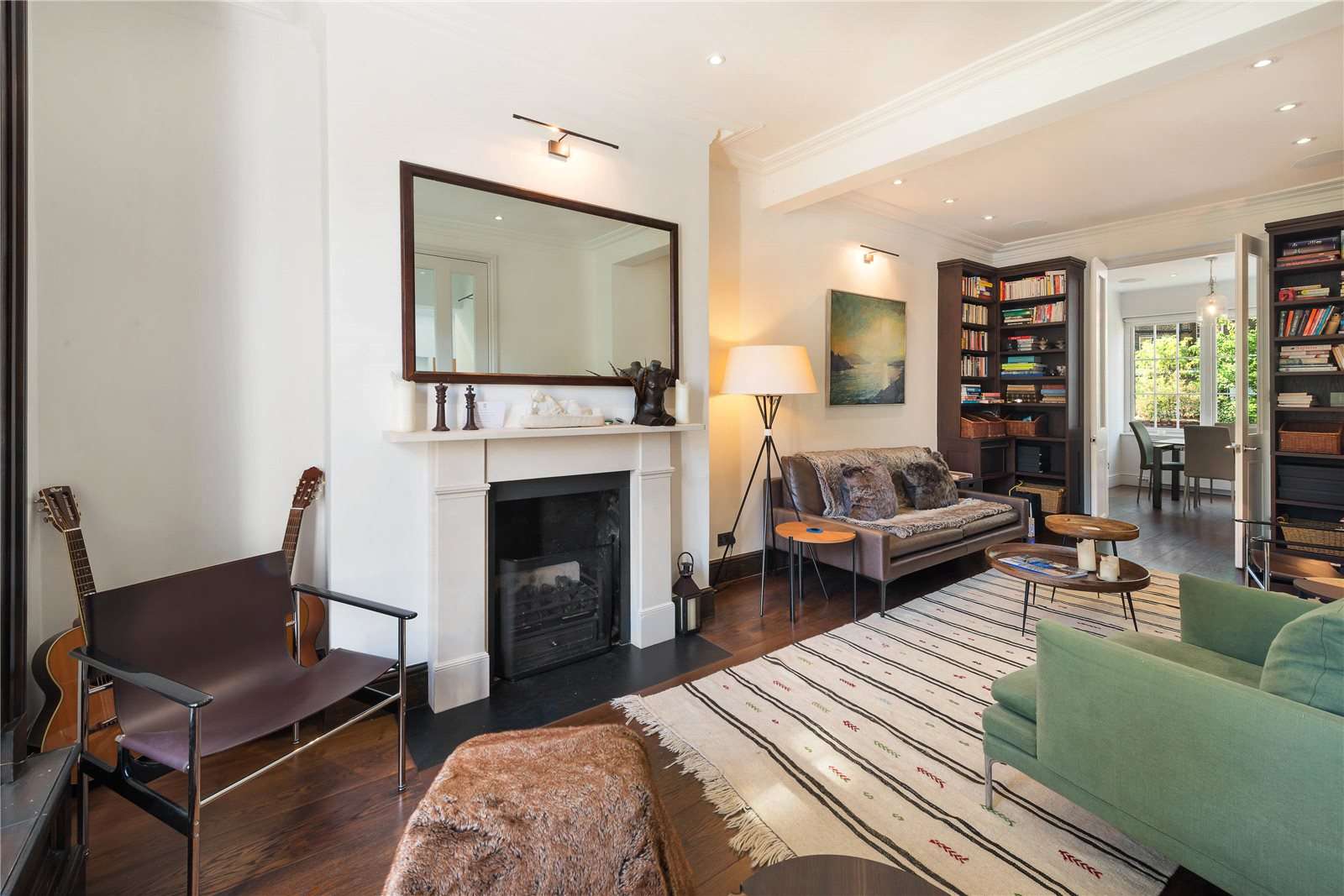 Additional photo for property listing at Pelham Street, South Kensington, London, SW7 South Kensington, London, Ingiltere