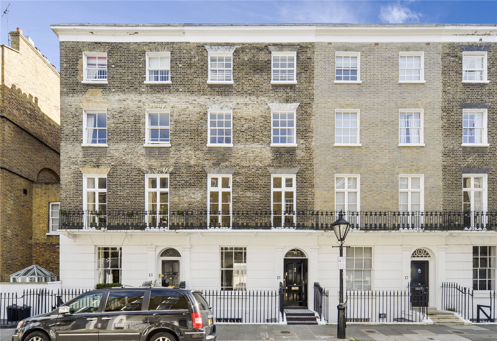 Single Family Home for Sale at South Terrace, Knightsbridge, London, SW7 Knightsbridge, London, England