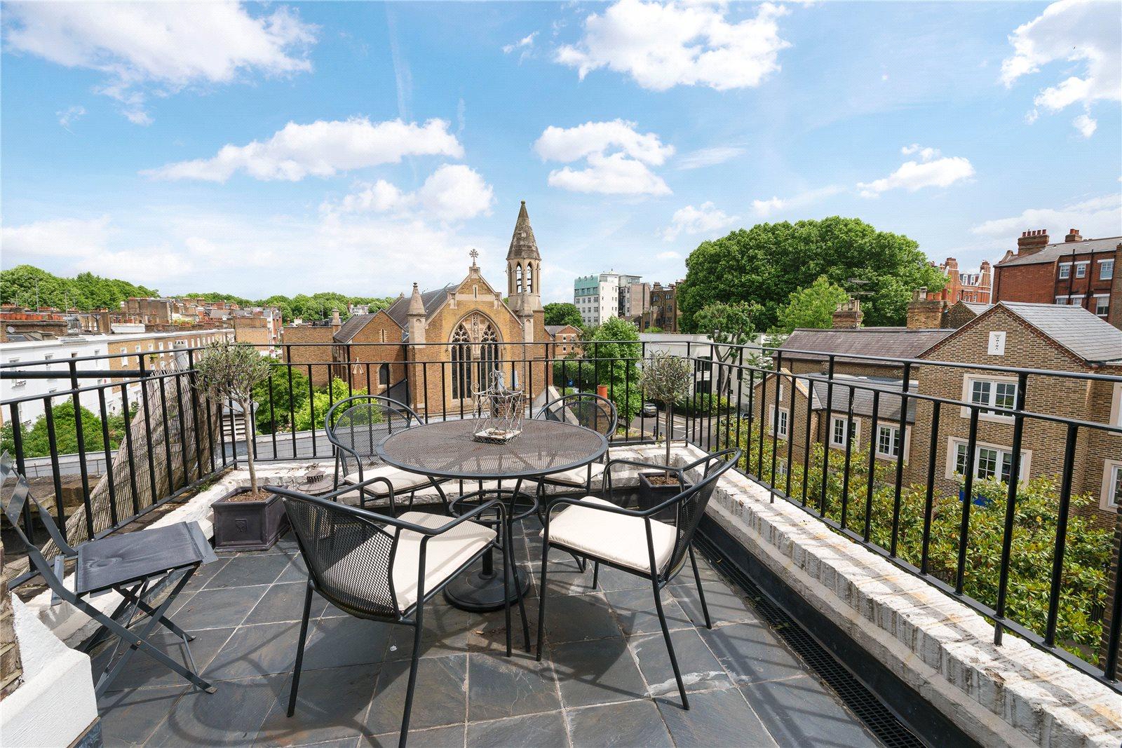 Appartementen voor Verkoop een t Flood Street, London, SW3 London, Engeland