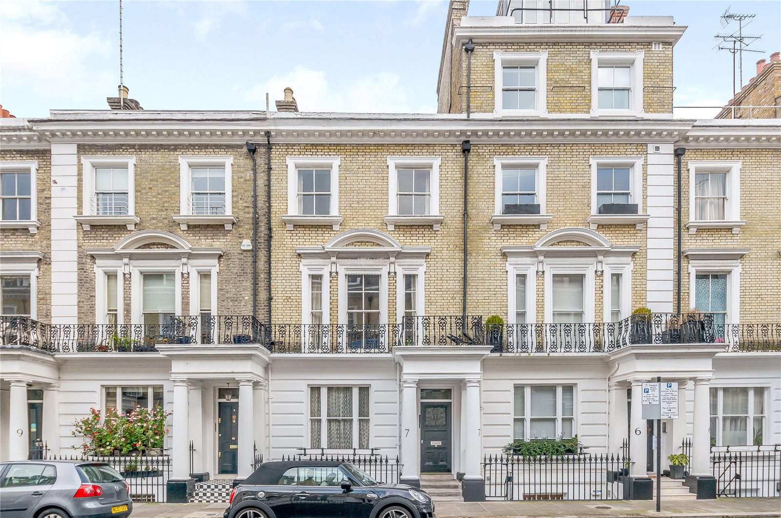 Single Family Home for Sale at Neville Street, London, SW7 London, England