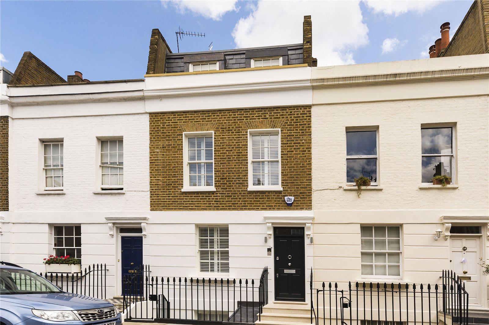 Nhà ở một gia đình vì Bán tại Hasker Street, London, SW3 London, Anh Quốc
