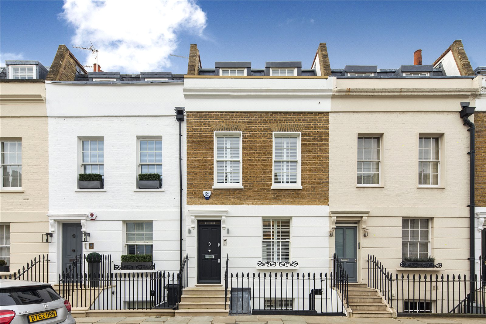 Single Family Home for Sale at Hasker Street, London, SW3 London, England