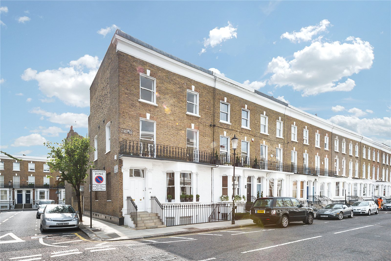 Single Family Home for Sale at Redesdale Street, London, SW3 London, England