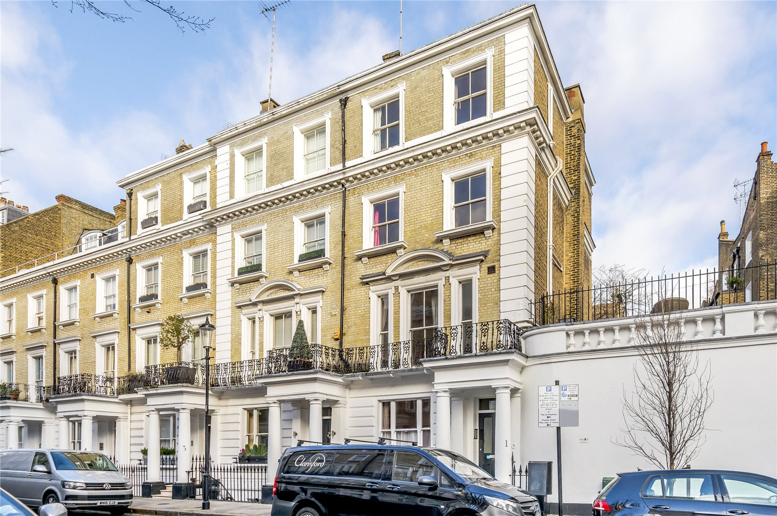 Single Family Home for Sale at Neville Street, South Kensington, London, SW7 South Kensington, London, England