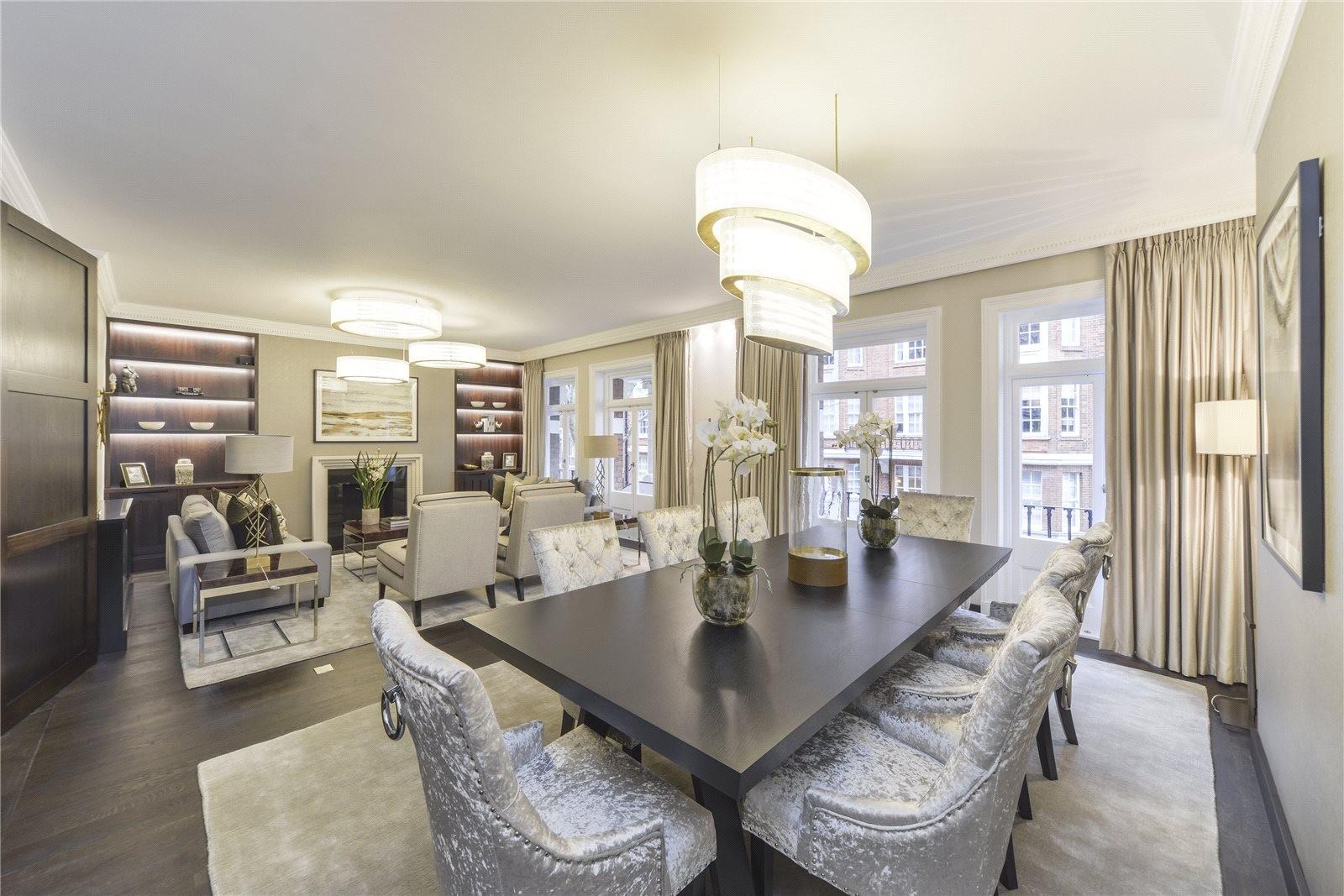 Appartements / Flats pour l à louer à Cadogan Court, Draycott Avenue, London, SW3 London, Angleterre