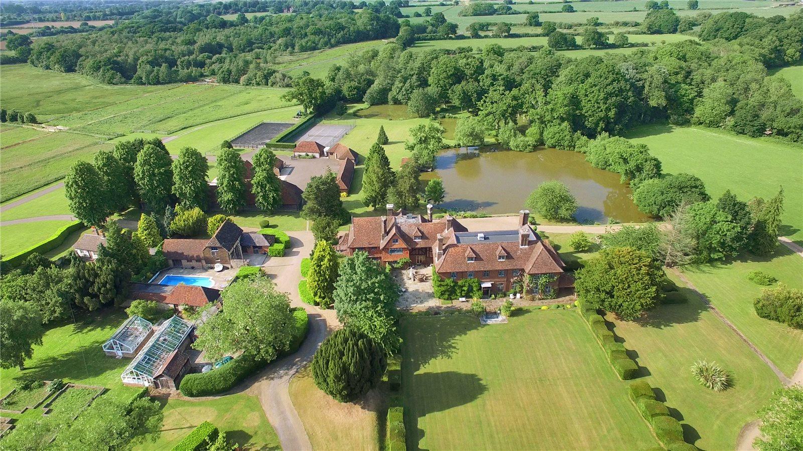 公寓 為 出售 在 Woodmancote, Henfield, West Sussex, BN5 Henfield, 英格蘭