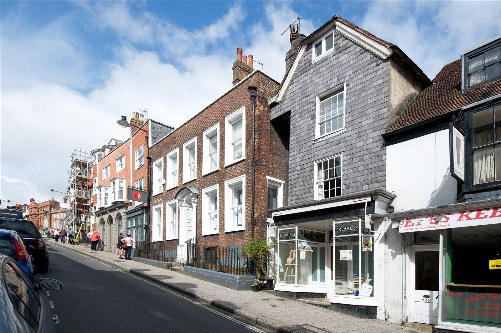 獨棟家庭住宅 為 出售 在 High Street, Lewes, East Sussex, BN7 Lewes, 英格蘭