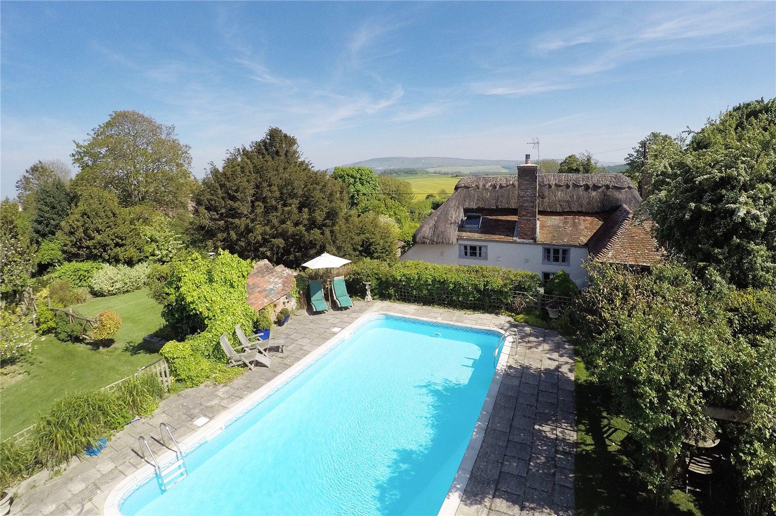Villa per Vendita alle ore The Village, Alciston, Polegate, East Sussex, BN26 Polegate, Inghilterra
